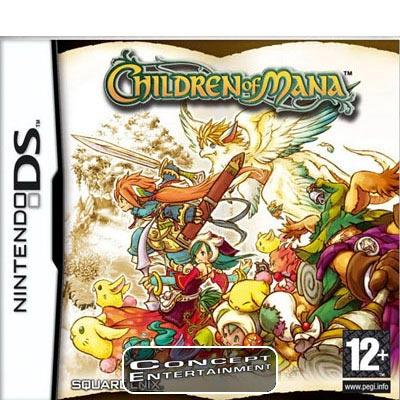 CHILDREN OF MANA (Nytt) till Nintendo DS