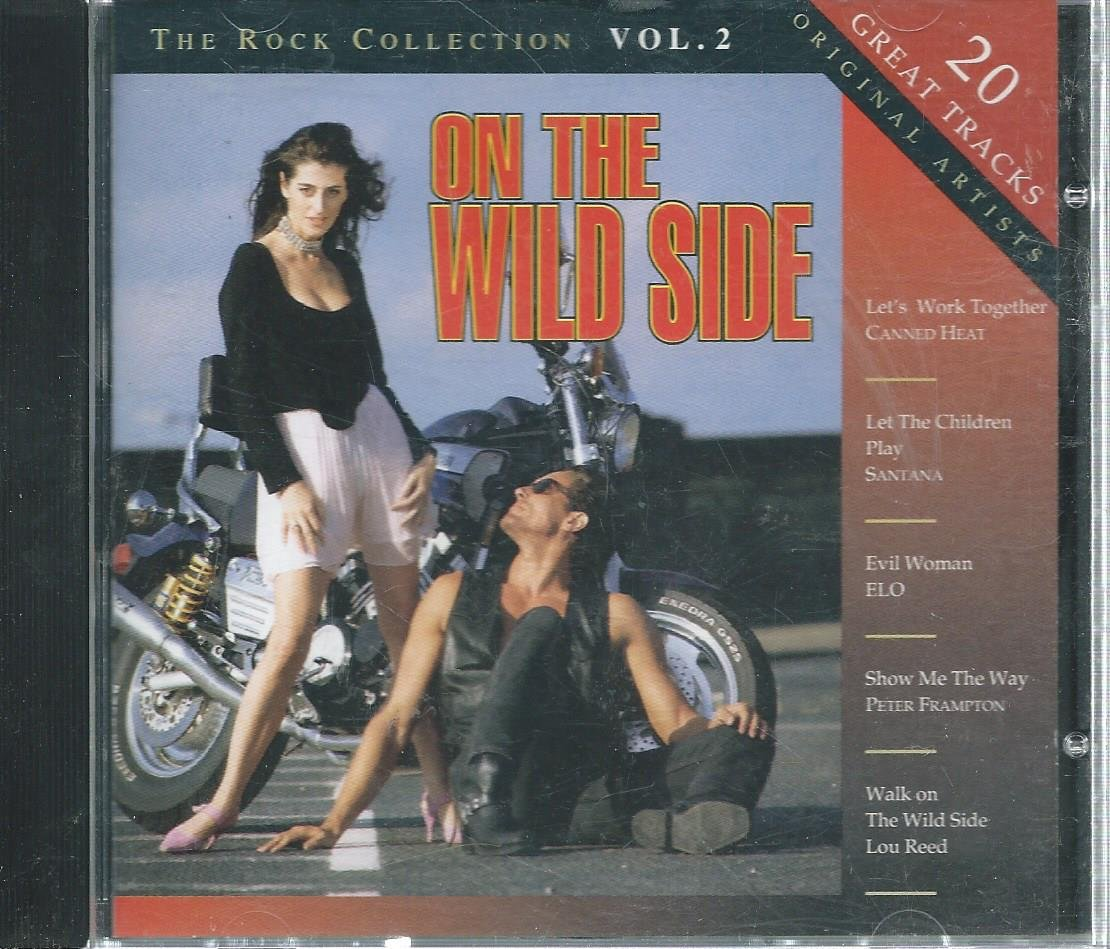 ROCK COLLECTION 2 - ON THE WILD SIDE