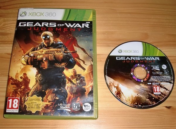 Xbox 360: Gears of War Judgment