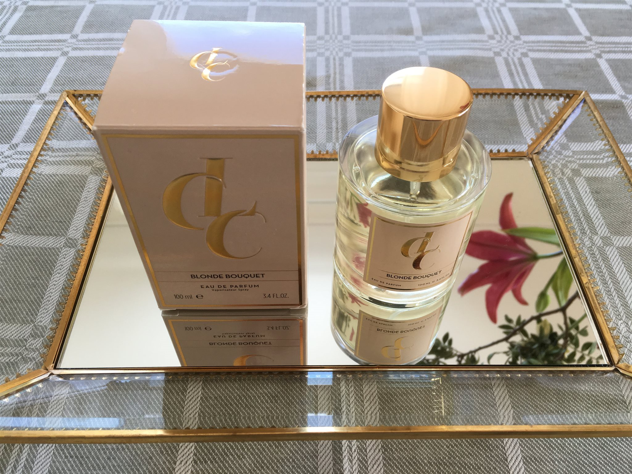 lcc blonde bouquet recension