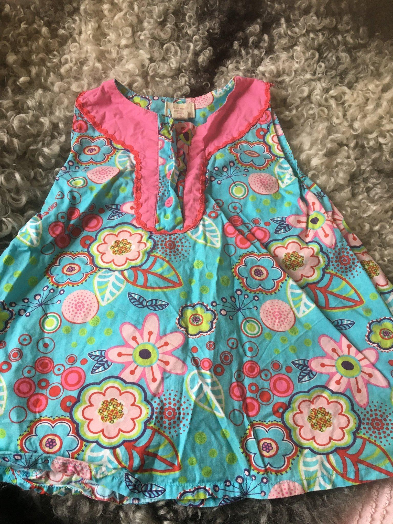 dc3673d55373 Så söt klänning från MeToo st 74, 9-12mån (351697664) ᐈ Köp på Tradera
