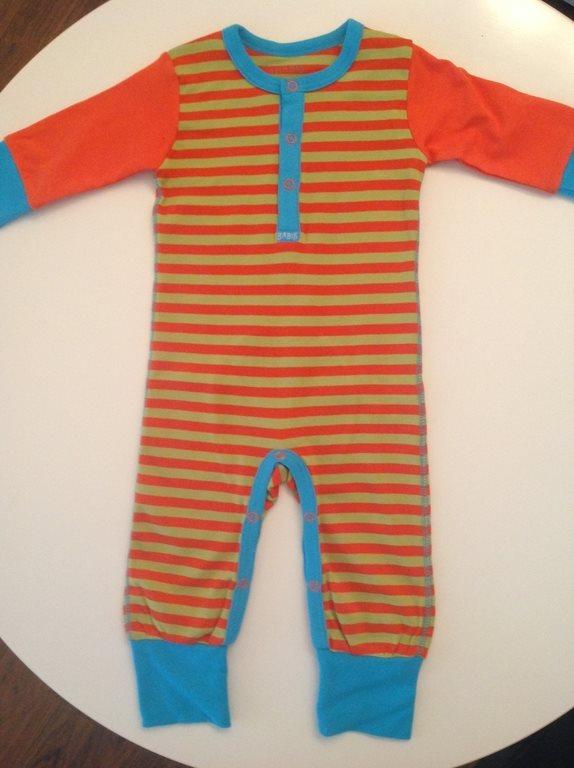 BÄBIS pyjamas randig stl. 62 (252061250) ᐈ Gyllengården på Tradera c3de567b57c3f