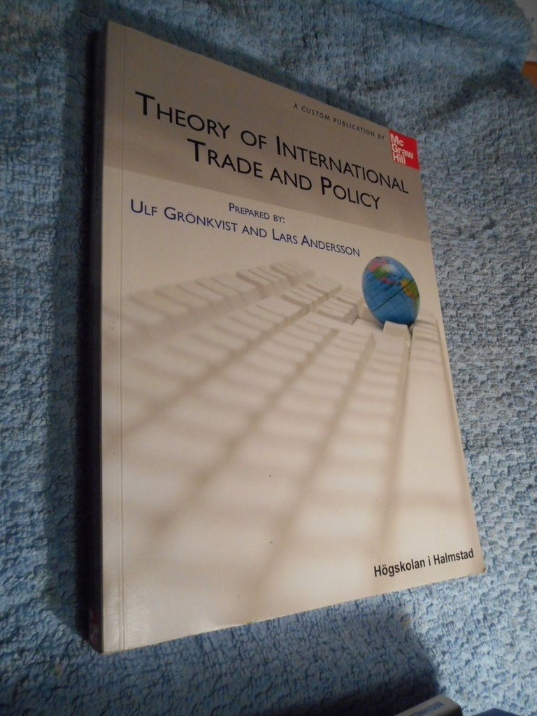 Theory Of International Trade and Policy