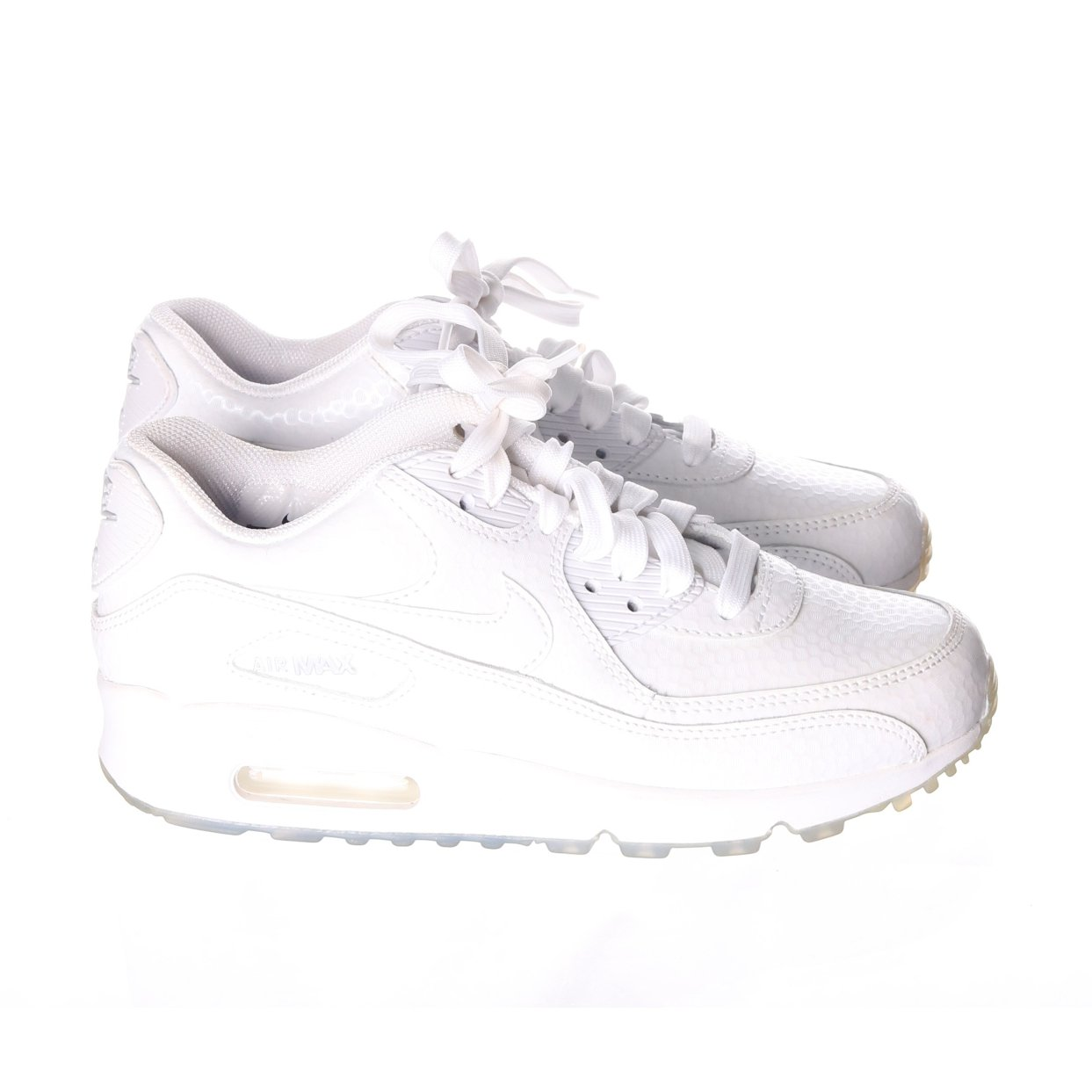 newest 4d70f 08165 Nike Air Force, Sneakers, Strl  36.5, Vit