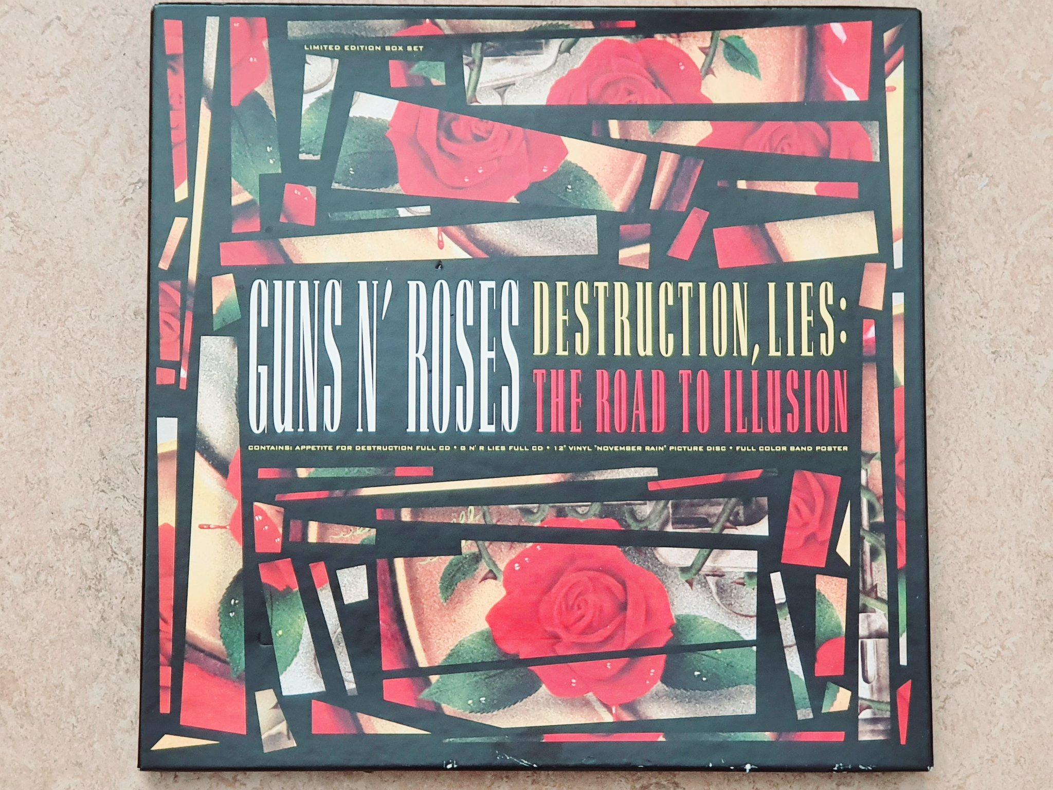 Guns N' Roses # Road To Illusion / Limited Box (363741045