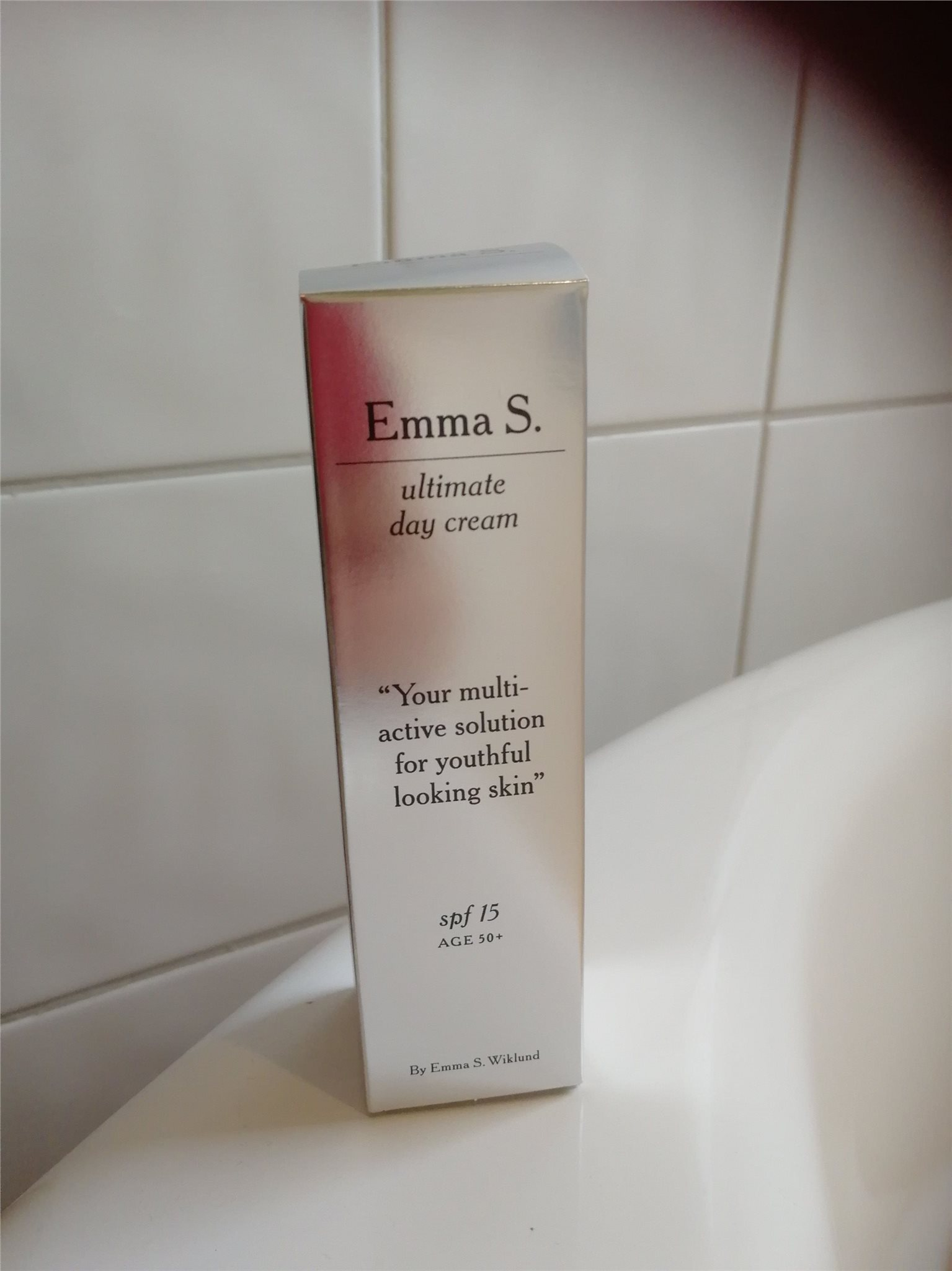 Emma S Ultimate day cream spf 15