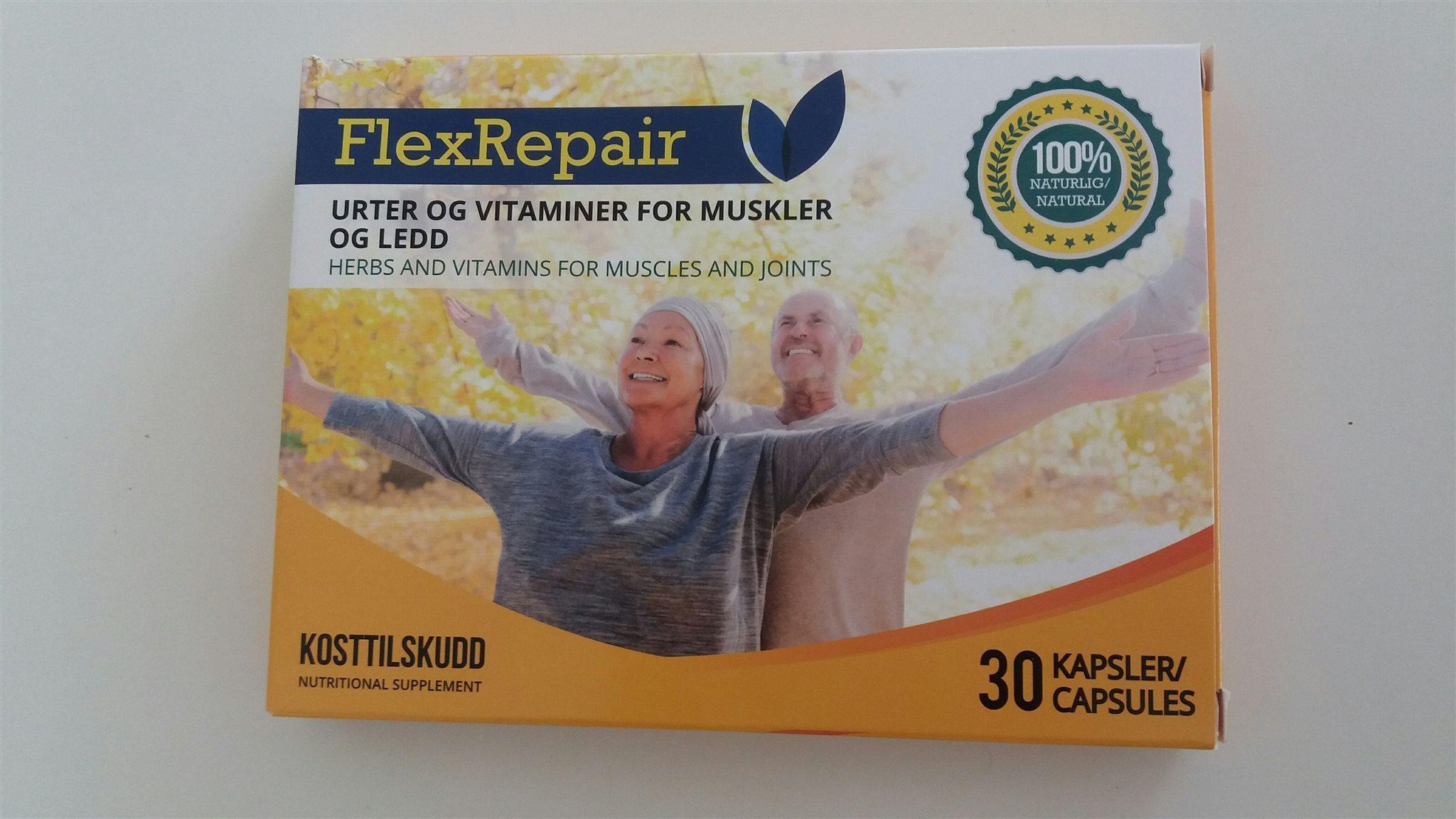 vitaminer för muskler och leder