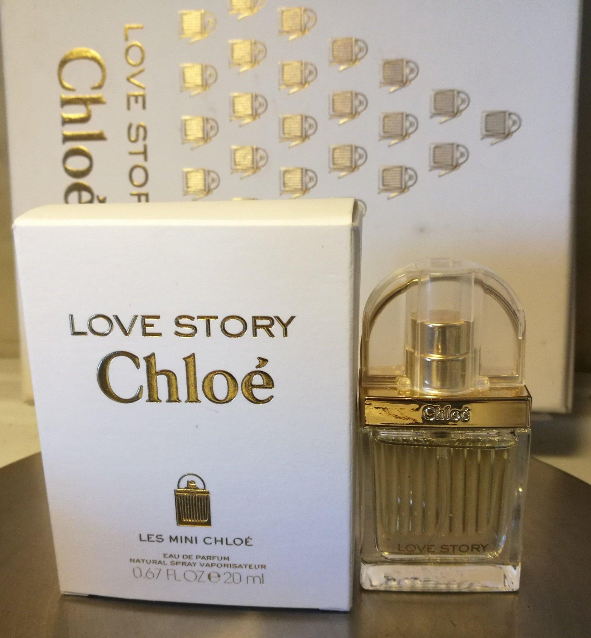 Chloe Love Story parfym (398406674) ᐈ Köp på Tradera