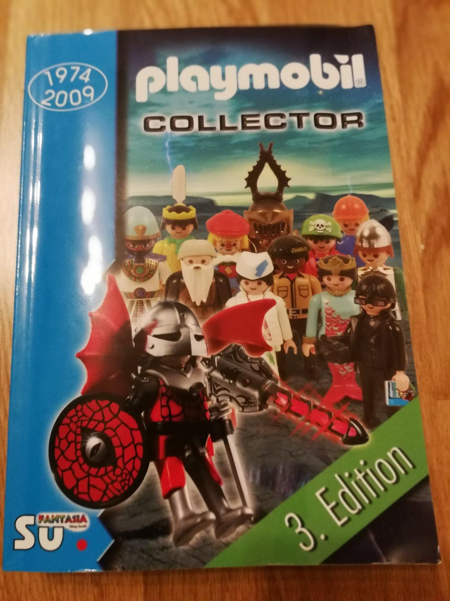 Playmobil Collector Book