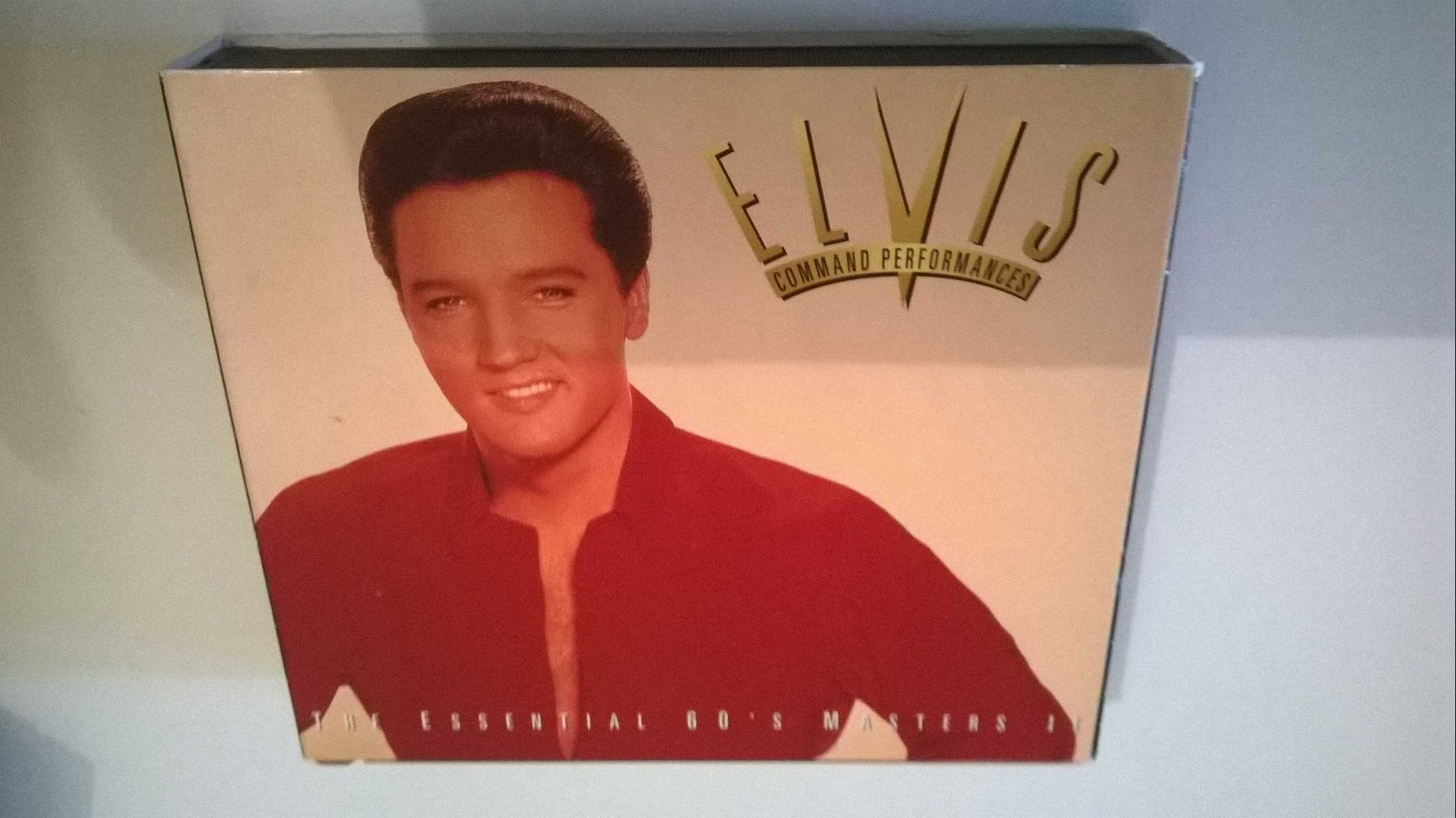 Elvis Presley - Command Performances The Essential 60's Mast