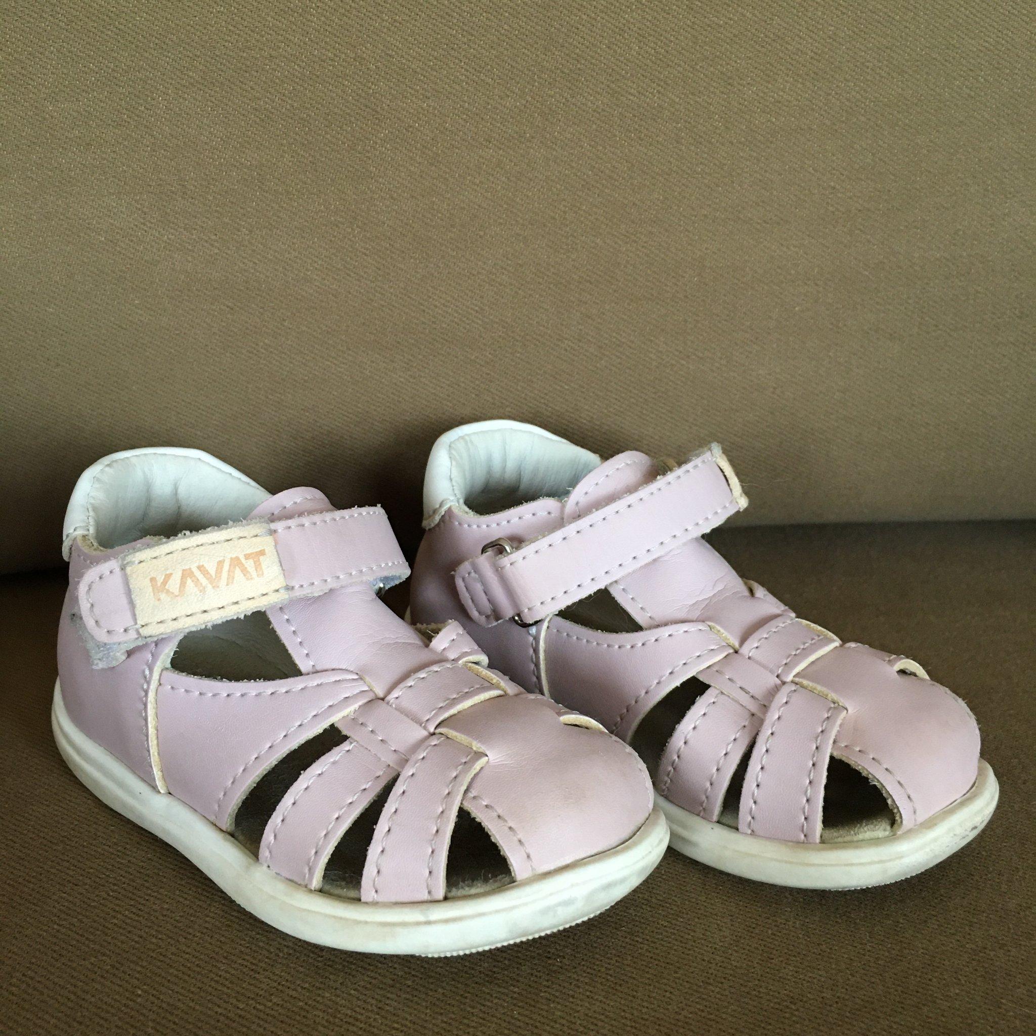 Kavat sandal Rullsand storlek 21