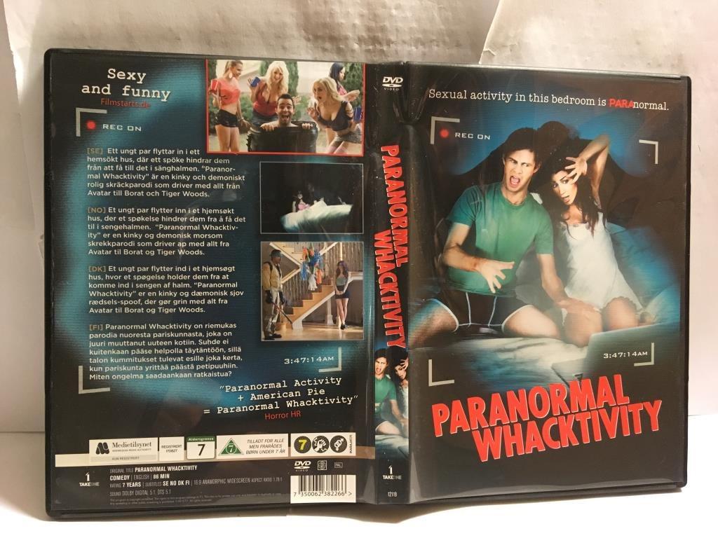 paranormal komedi