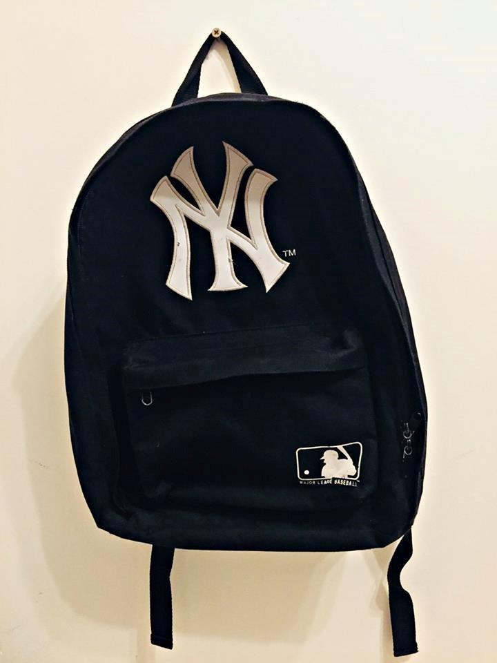 new yorker ryggsäck