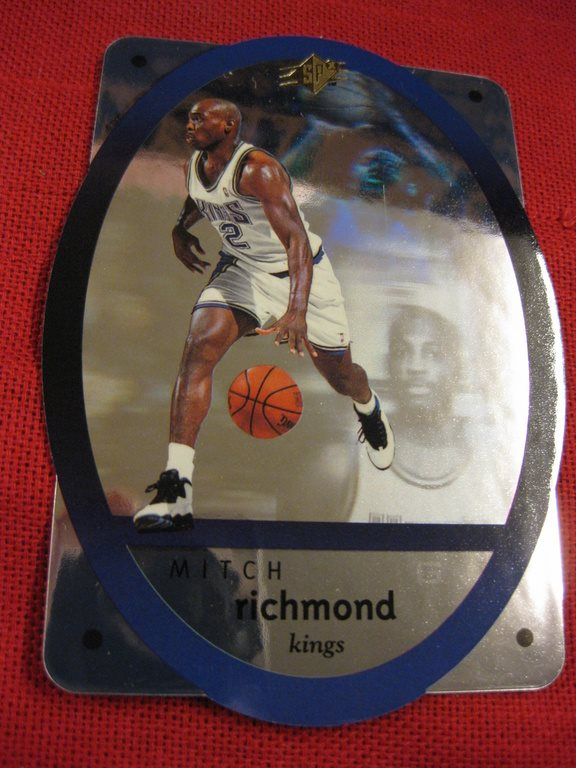 MITCH RICHMOND - UD SPX 1996 - SACRAMENTO KINGS - BASKET