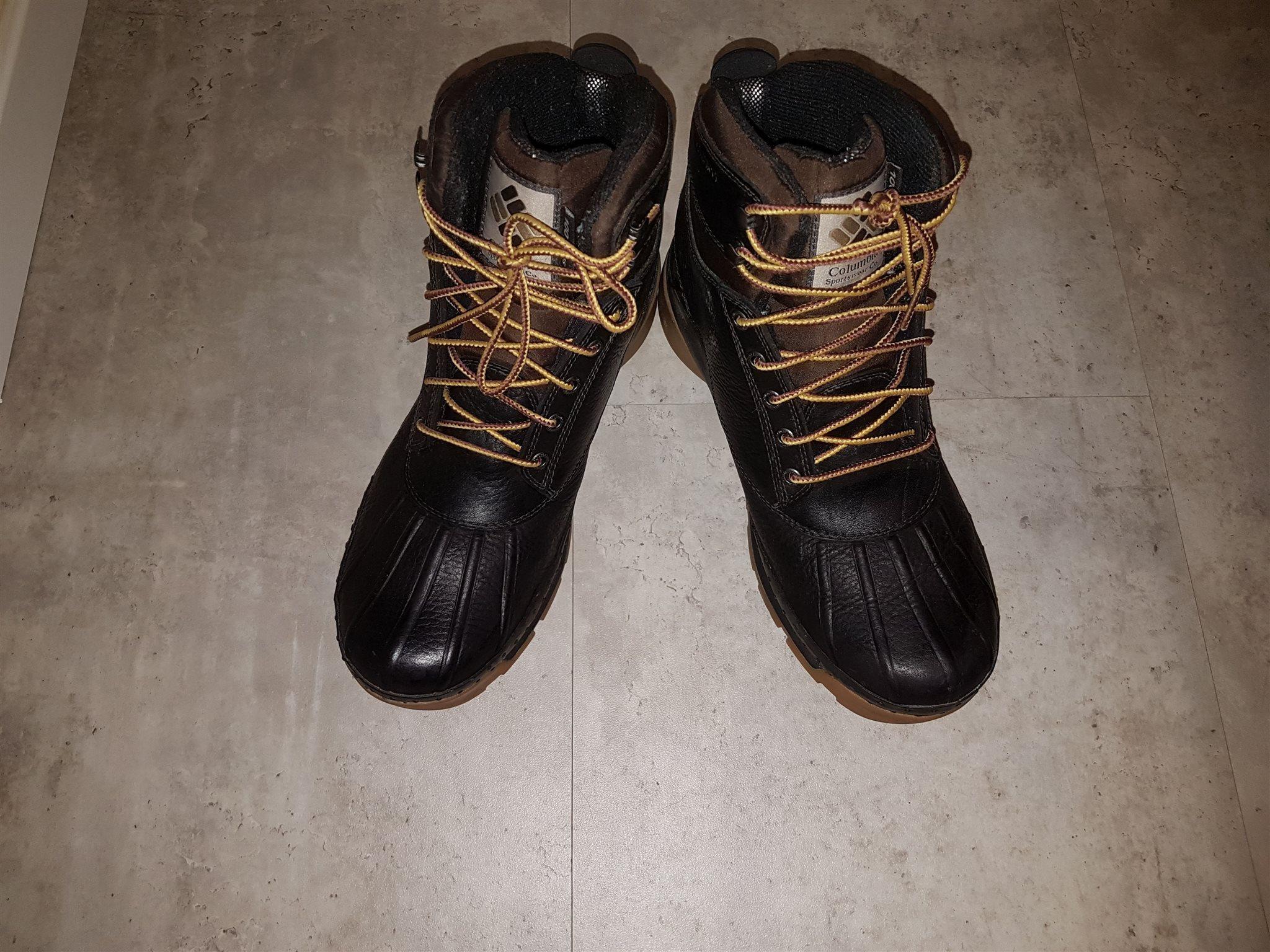 de7a069716c Snygga COLUMBIA BUGABOOT ORIGINAL kängor boots.. (342739259) ᐈ Köp ...
