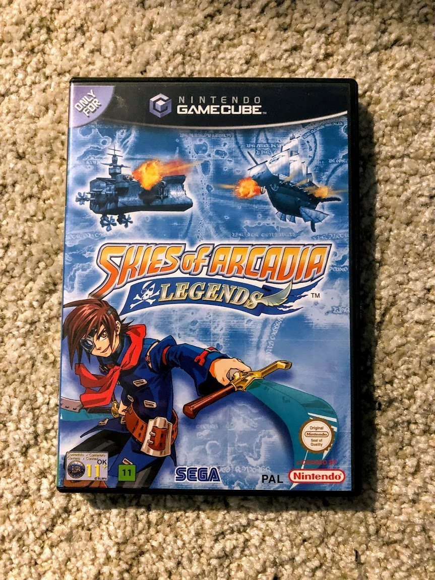 Skies of Arcadia Legends (GC)