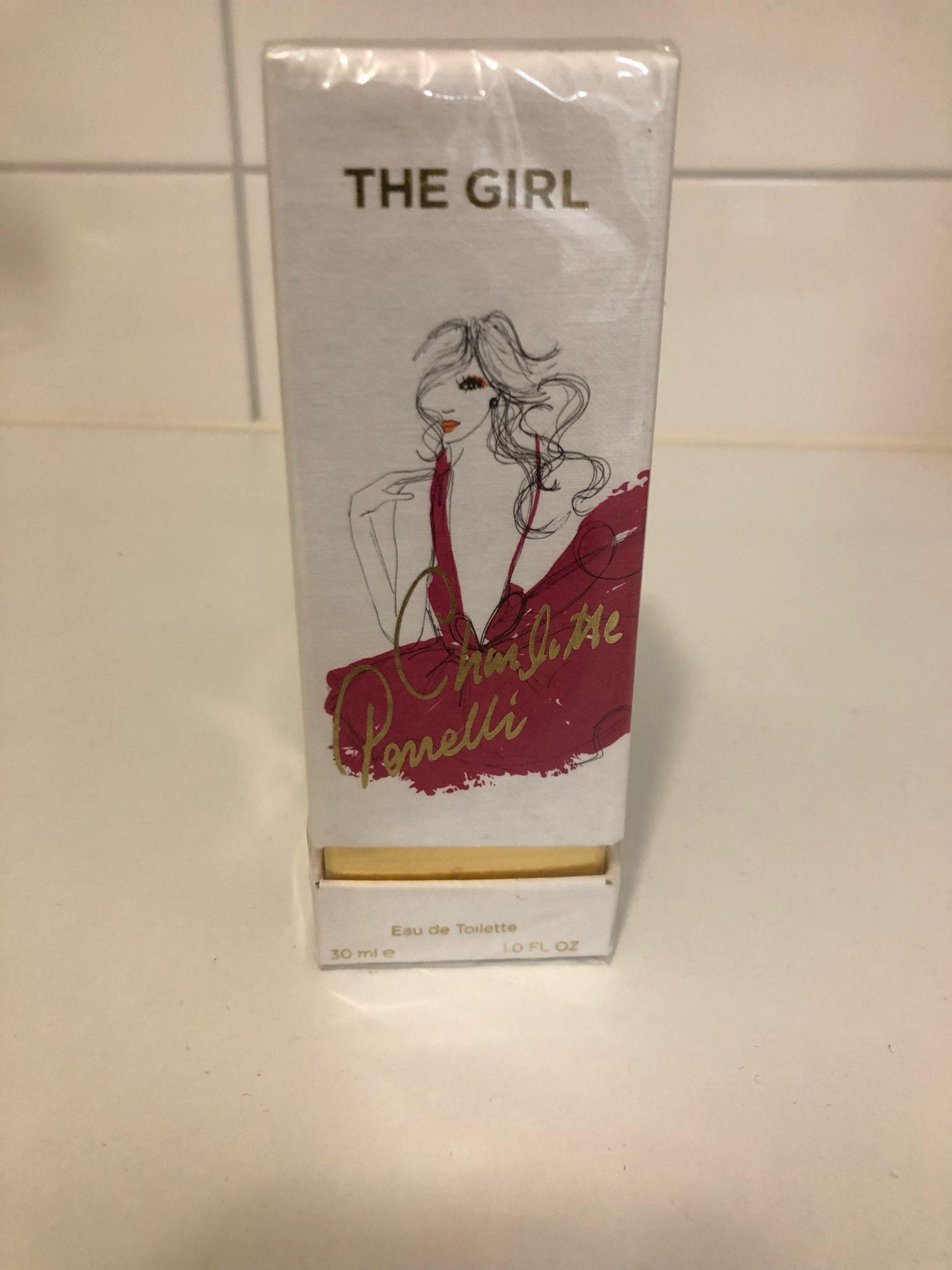 the girl parfym
