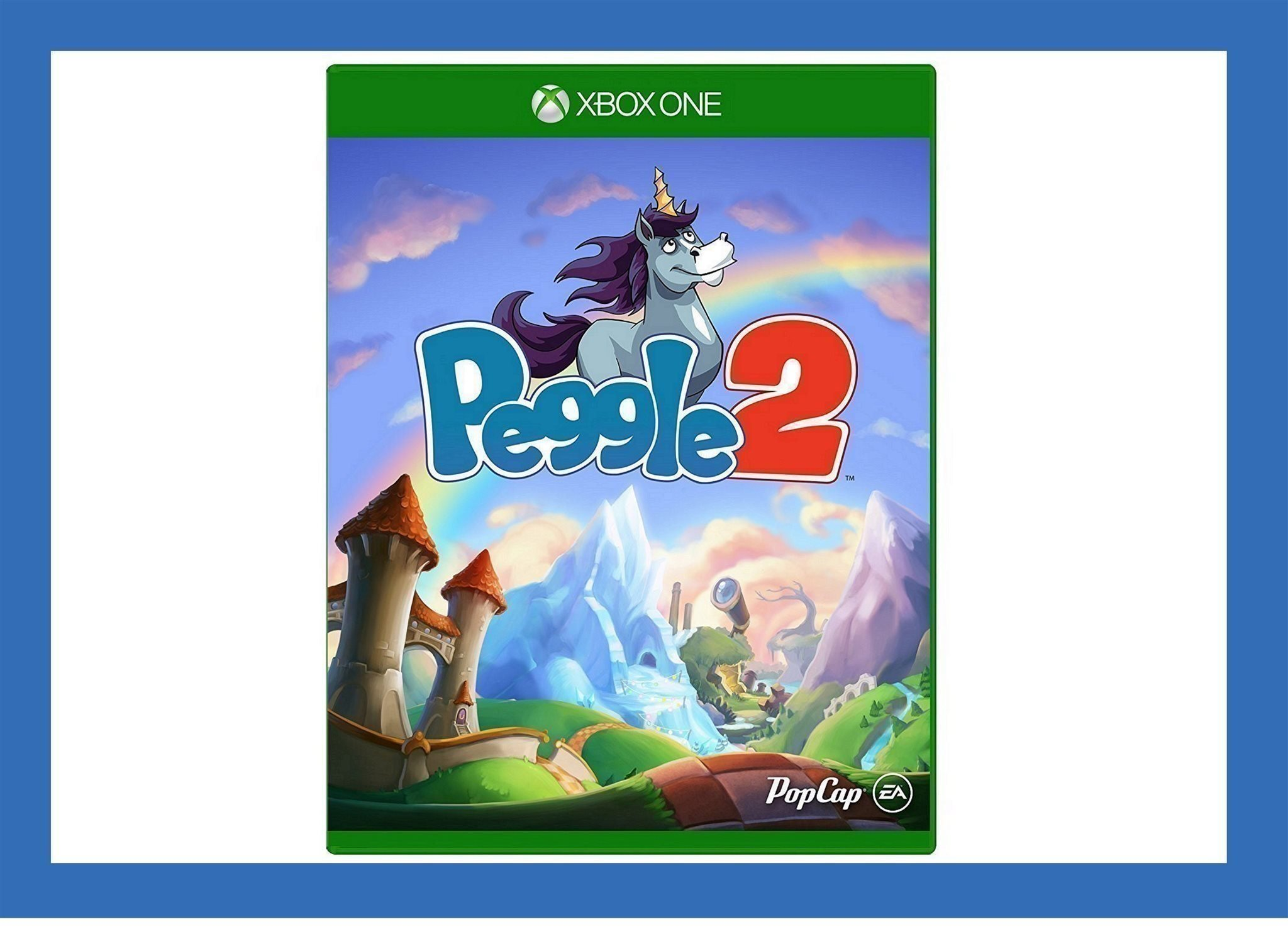 cc5a6d12548 Peggle 2 - XBOX ONE/XBOX 360 - XBOX LIVE (353542216) ᐈ Köp på Tradera