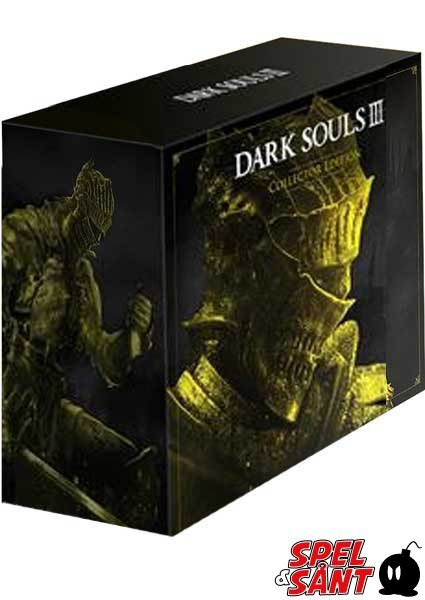 Dark Souls III (3) Collectors Edition
