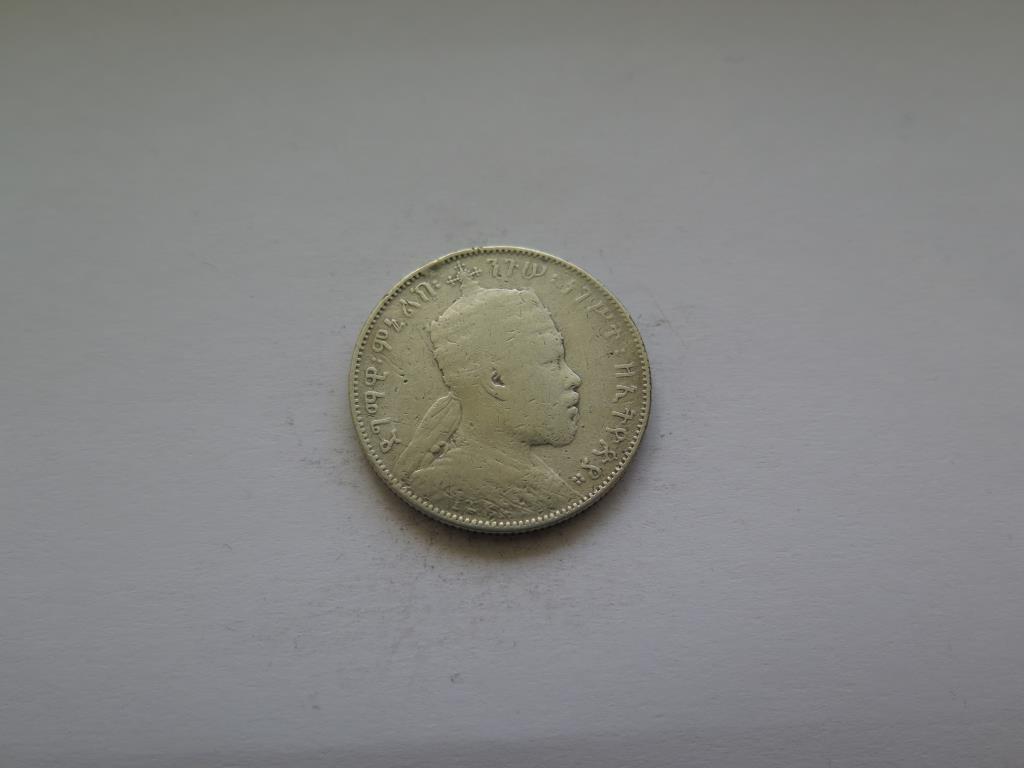 mynt i etiopien