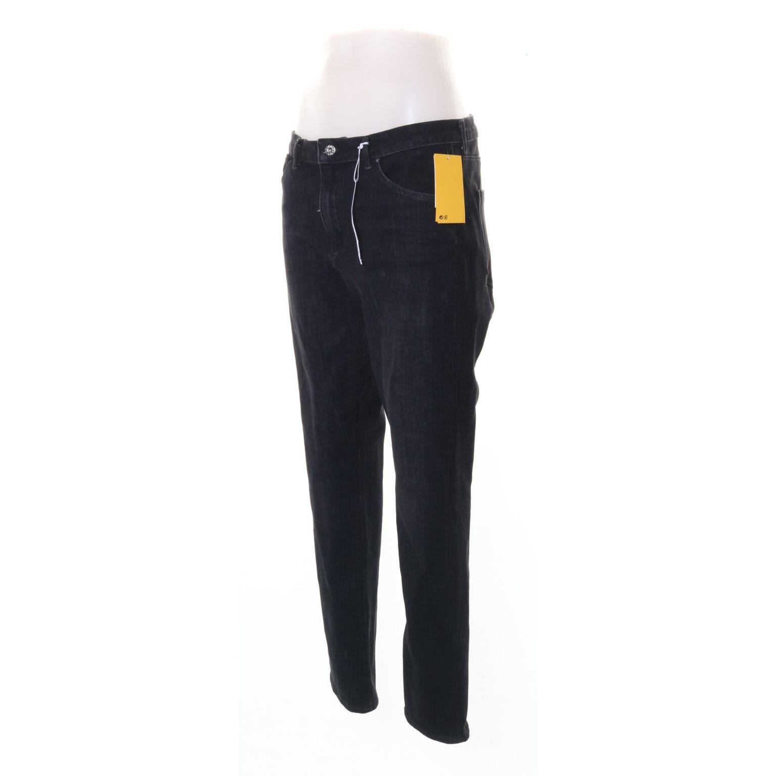 &Denim by H&M, H&M, H&M, Jeans, Strl: 36/32, 360 Stretch Skinny, Svart 6ddda2