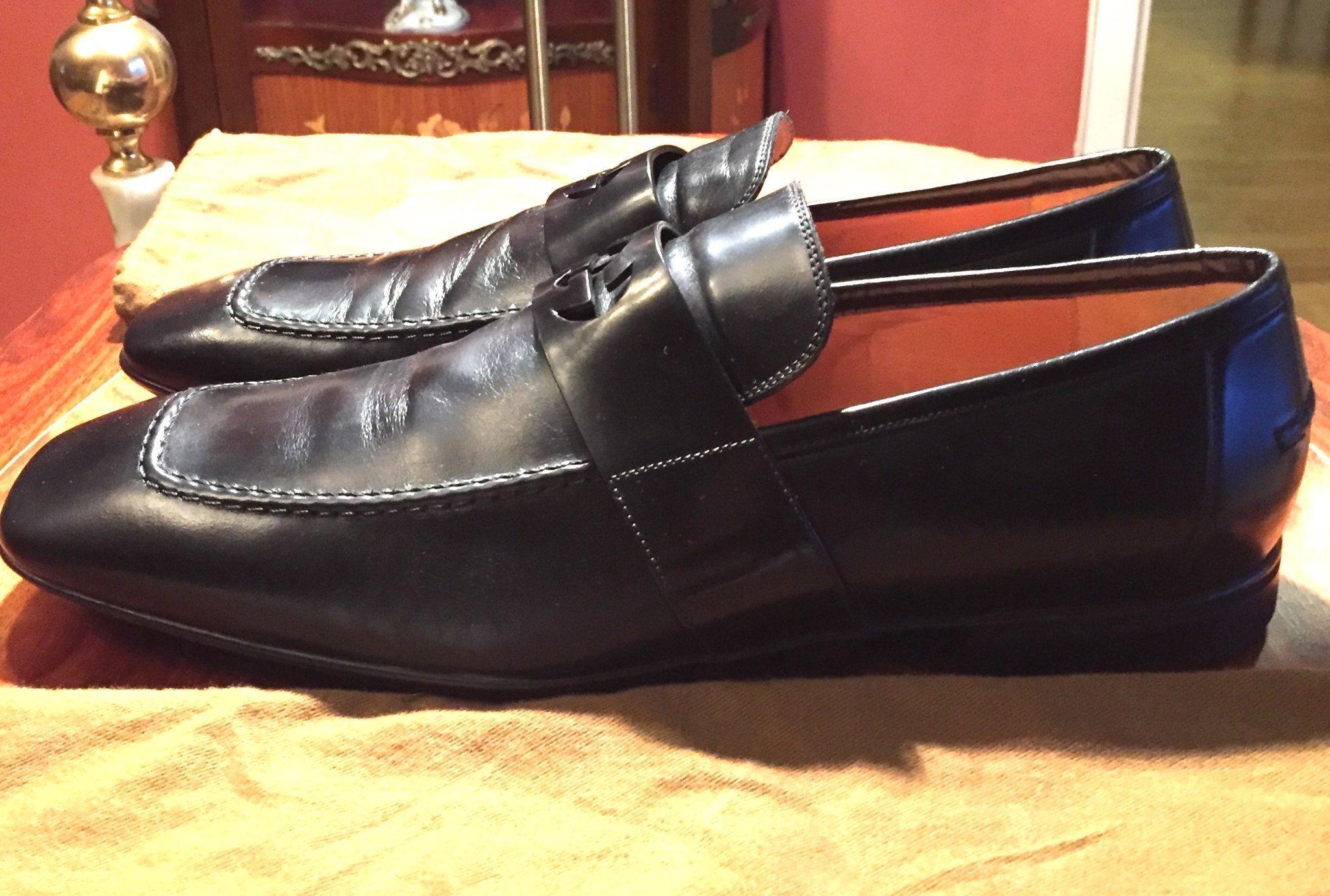 96e686c746b Herr skor loafers Gucci. Storlek 44,5. Nya!!! (354197021) ᐈ Köp på ...