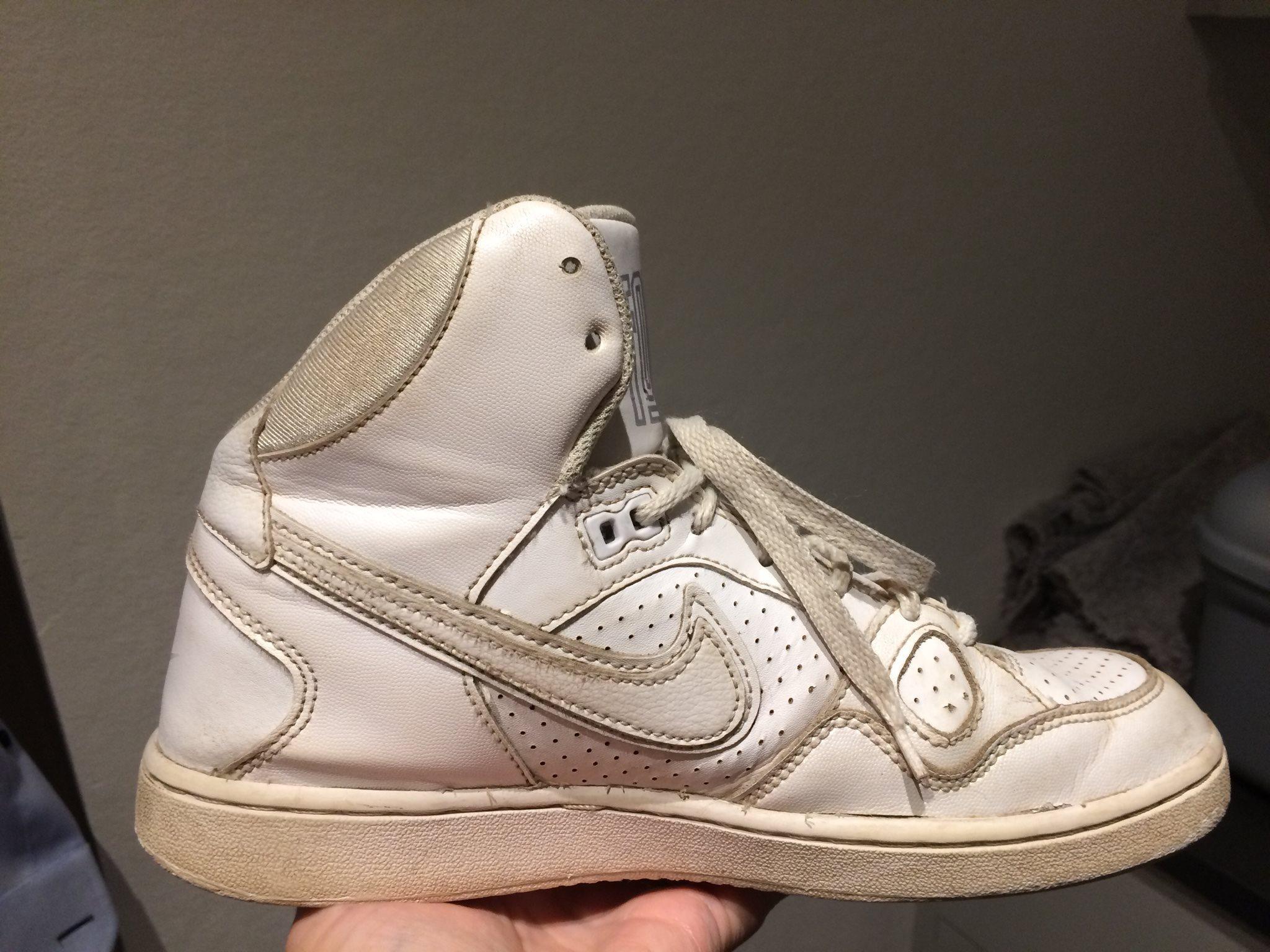 hot sales 674c0 86c00 st skor dam höga sneakers 321722005 Air 1 tjej Nike Force AvxU7