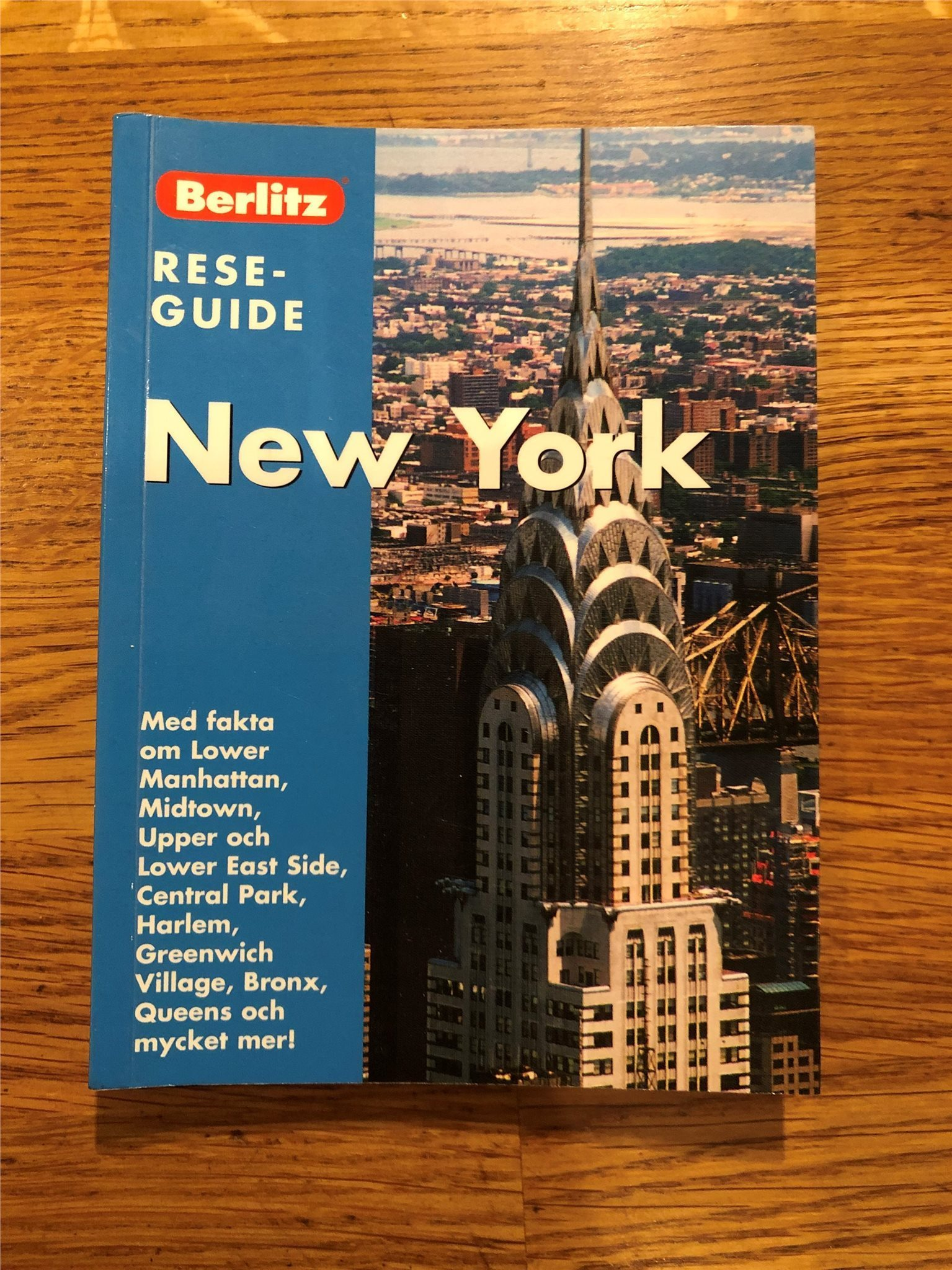 Reseguide New York