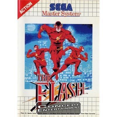FLASH THE (komplett) till Sega Master System