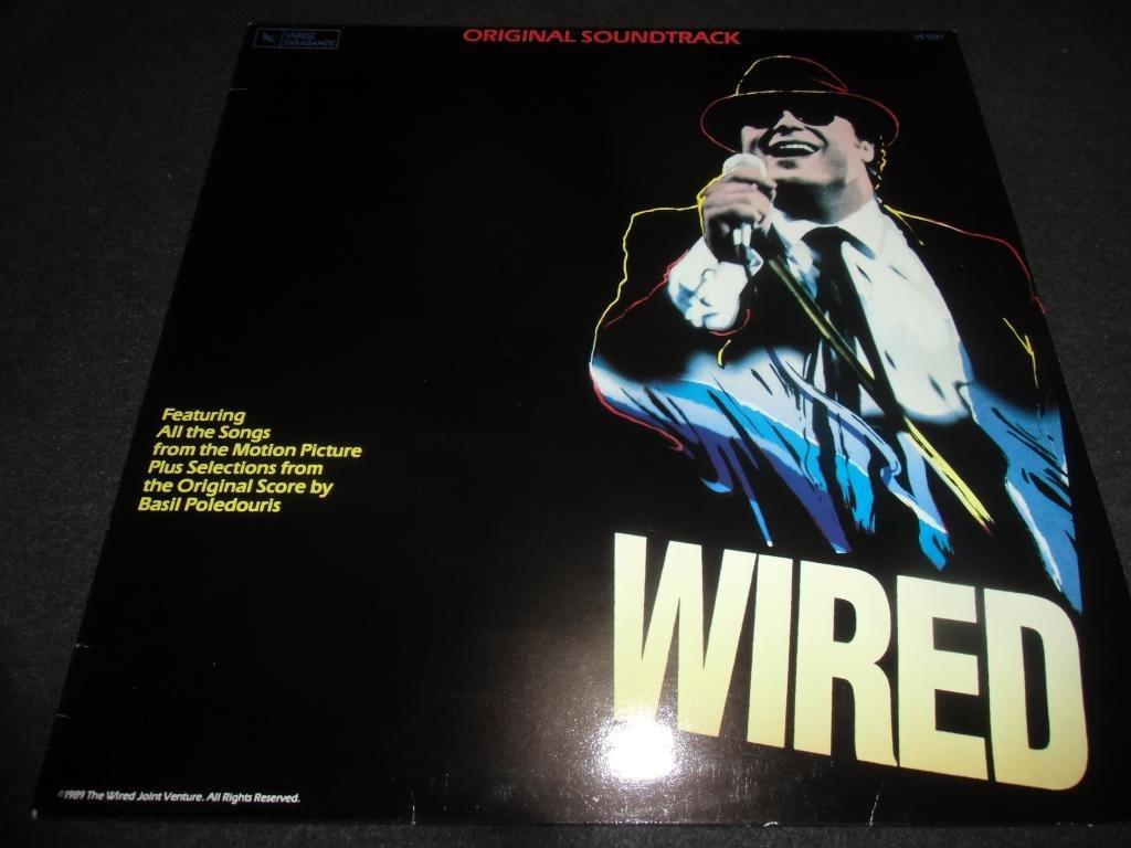 Wired - Soundtrack - LP - 1989 på Tradera.com - Film/TV/Musikal   Vinyl