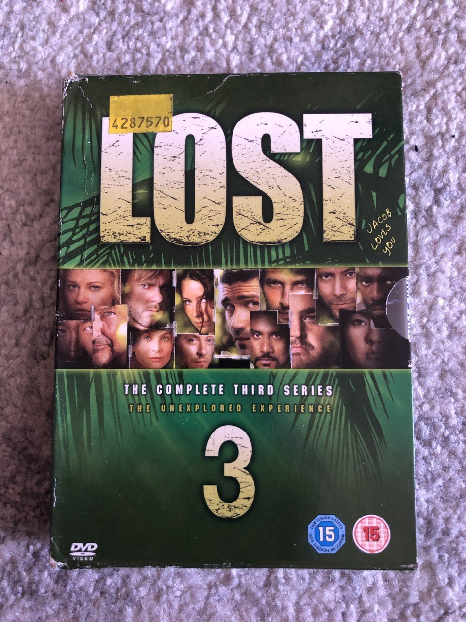 Lost - Säsong 3 (7-disc)
