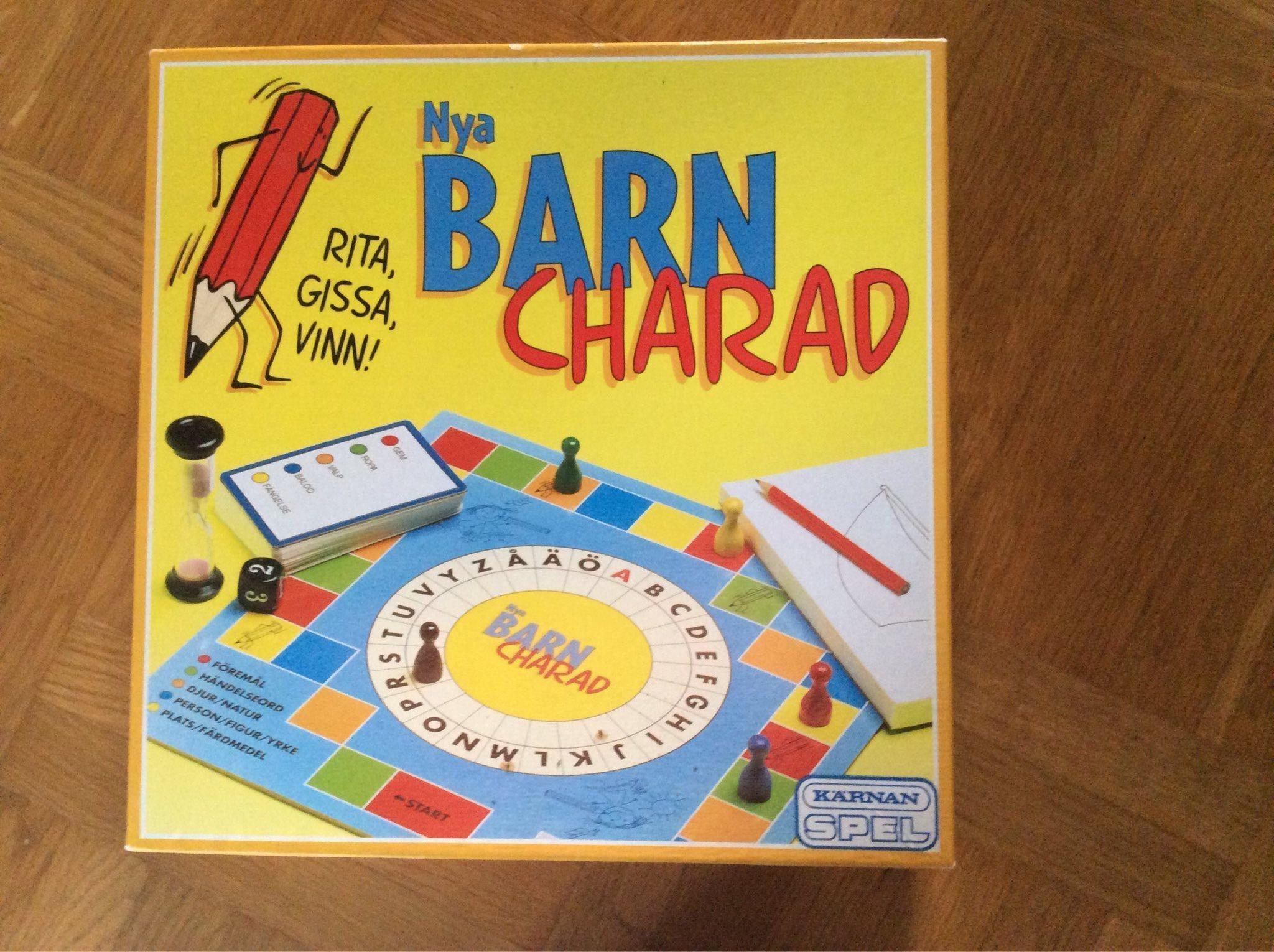spel för barn