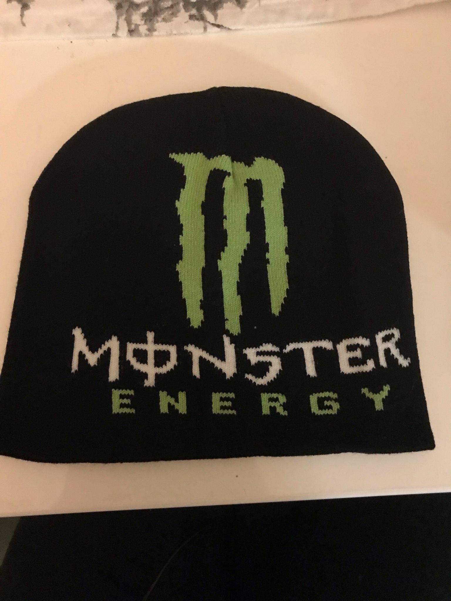 Monster energy mössa - HELT NY! (336563876) ᐈ Köp på Tradera f2967e5e9b9a0