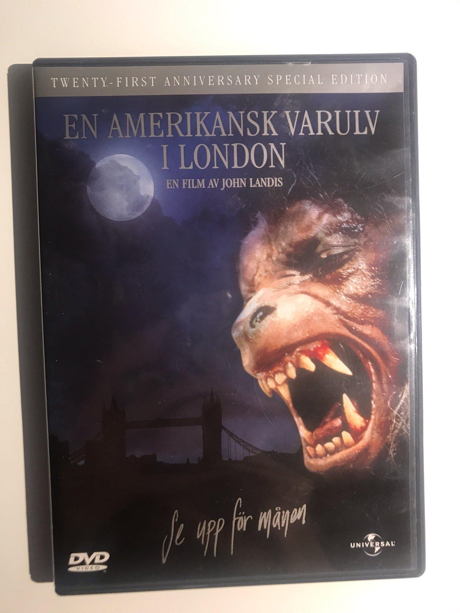 En amerikansk varulv i London (341019220) ᐈ Köp på Tradera b2c0d2b629efd