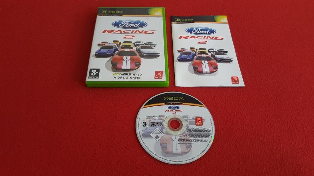FORD RACING 2 till Xbox