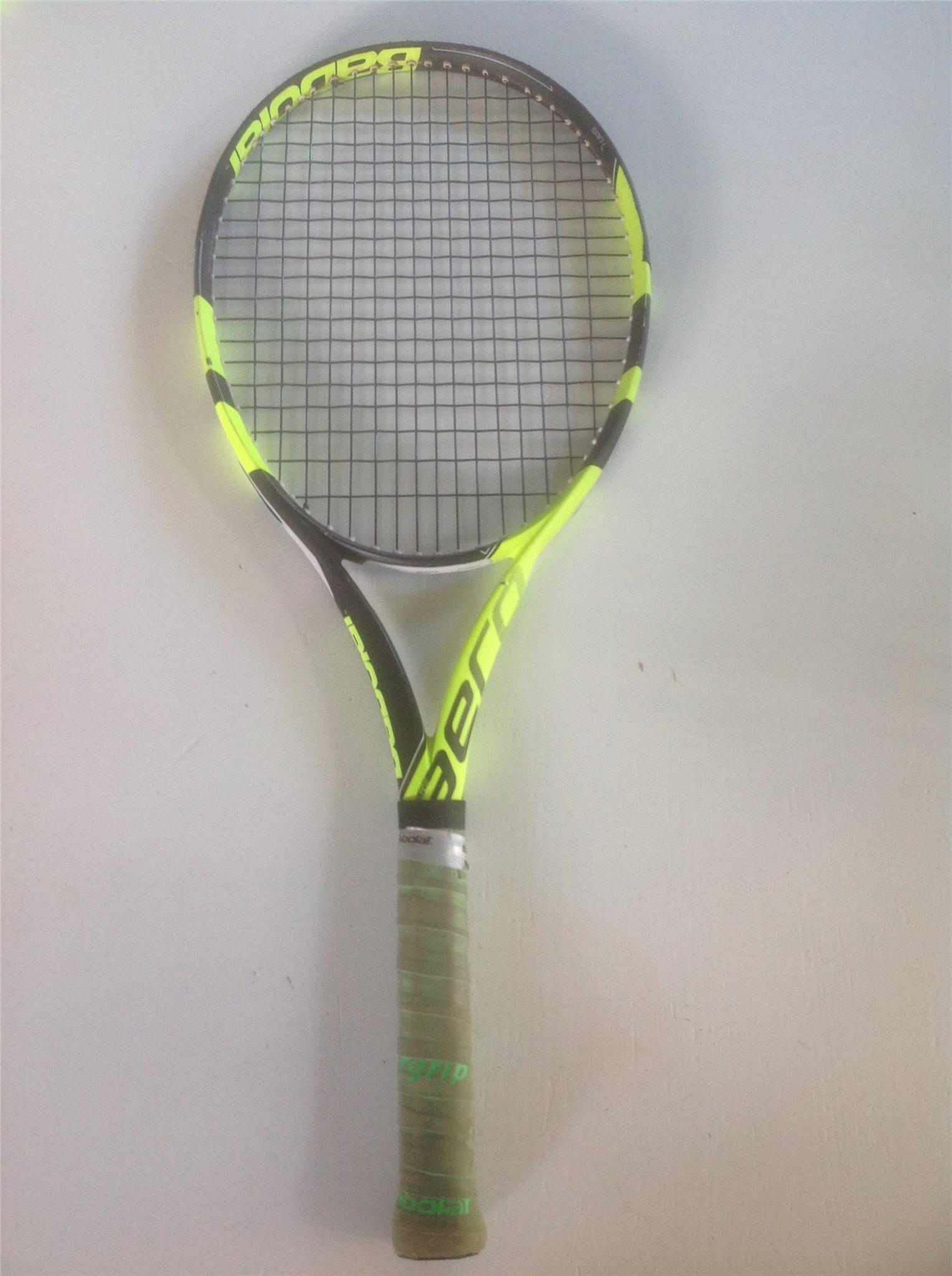 Babolat pure aero lite (328298709) ᐈ Köp på Tradera 2e13c3be6def8