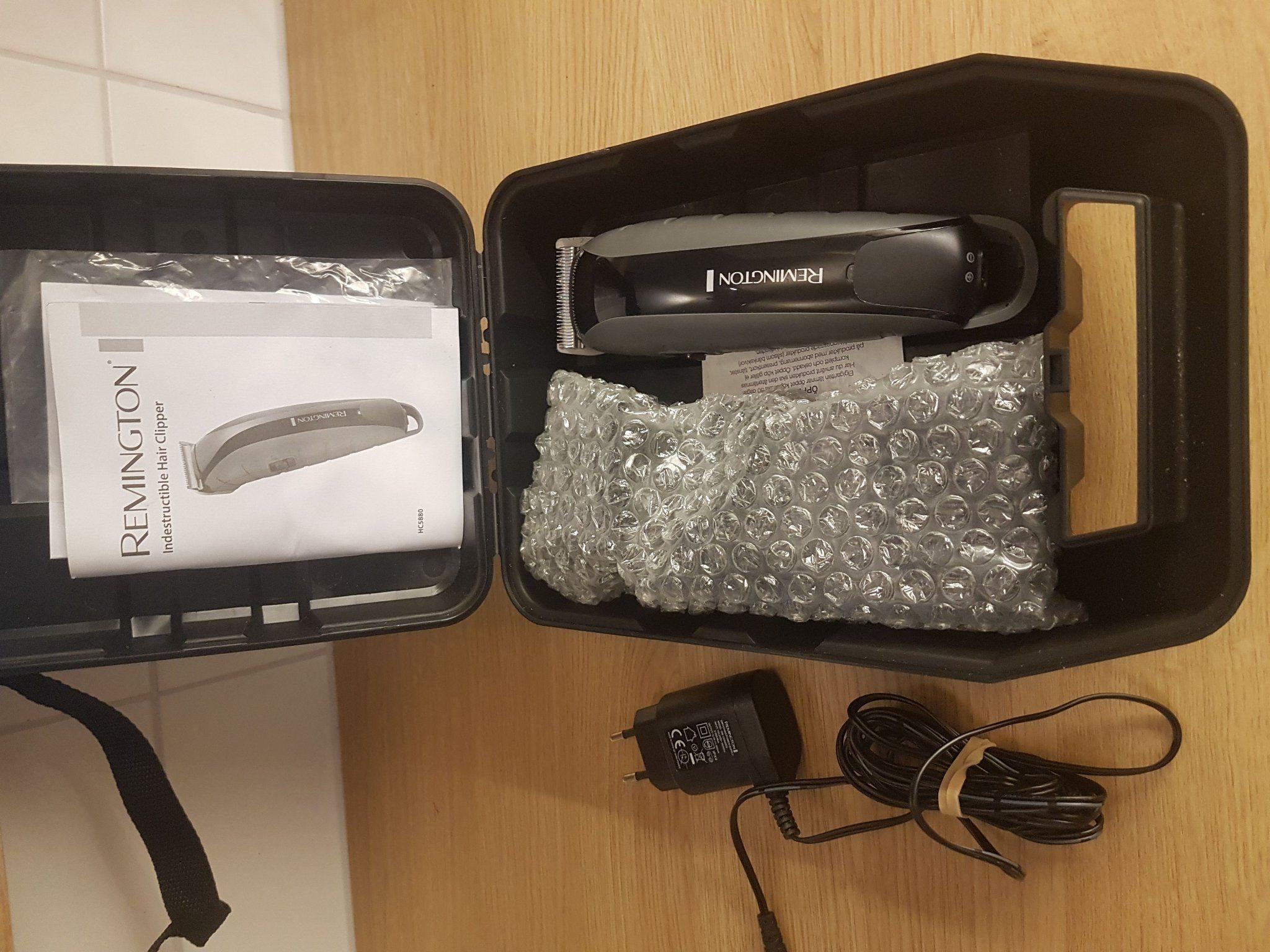 Remington hc5880 hårklippare trimmer (340124075) ᐈ Köp på Tradera 592cfc1a1a149