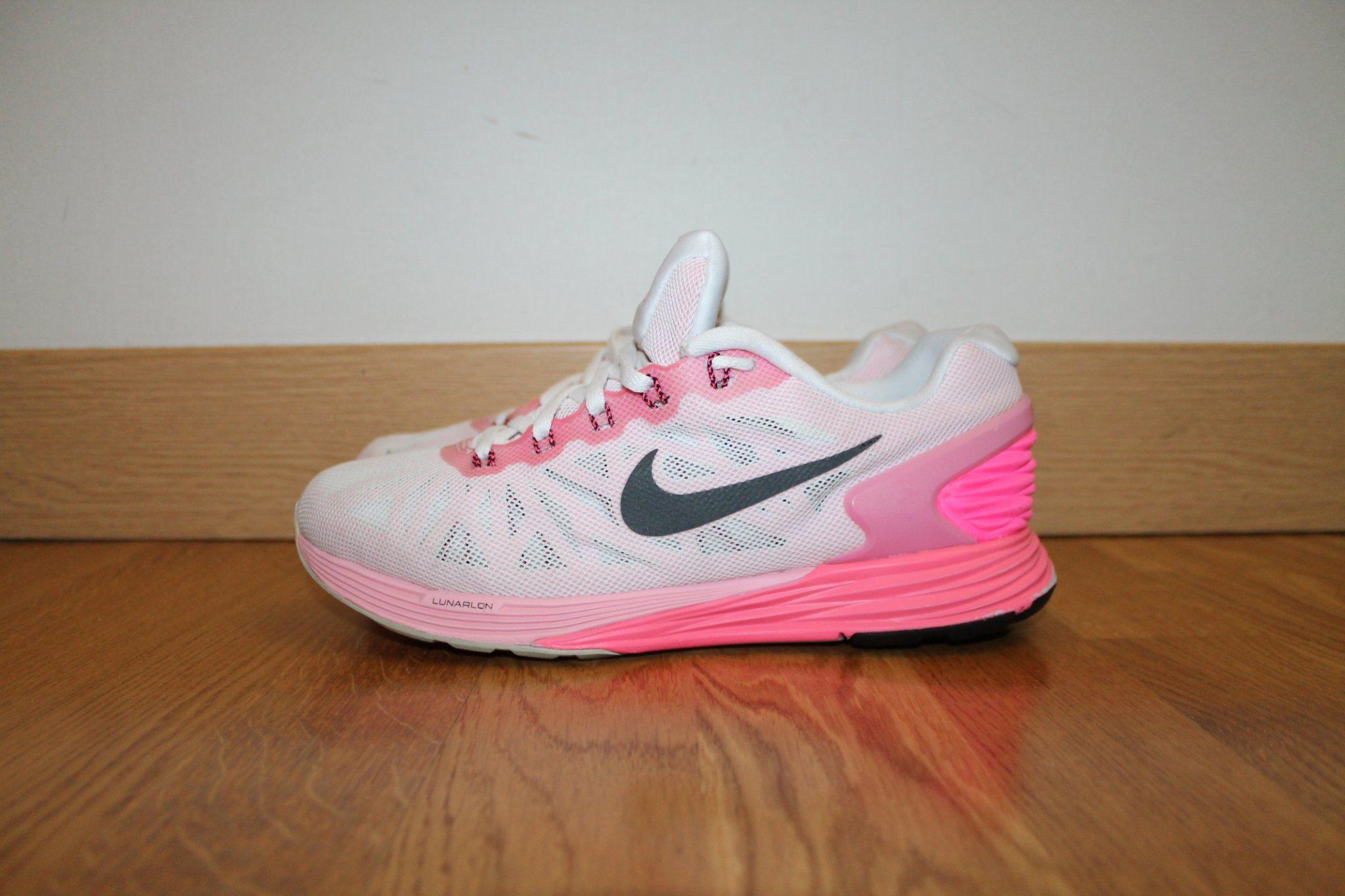 sale retailer 093ad a79ab Nike Lunarglide 6 Träningsskor i storlek 38 !!!i fint skick