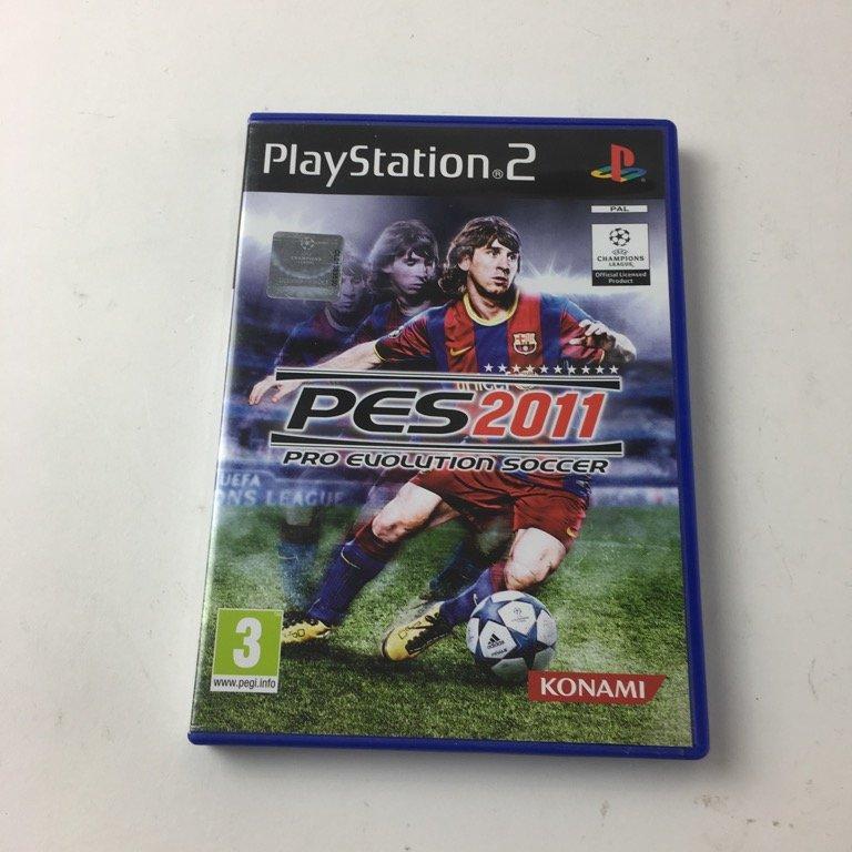 PES 2011, TV-Spel, PlayStation 2, Sport (354520106) ᐈ