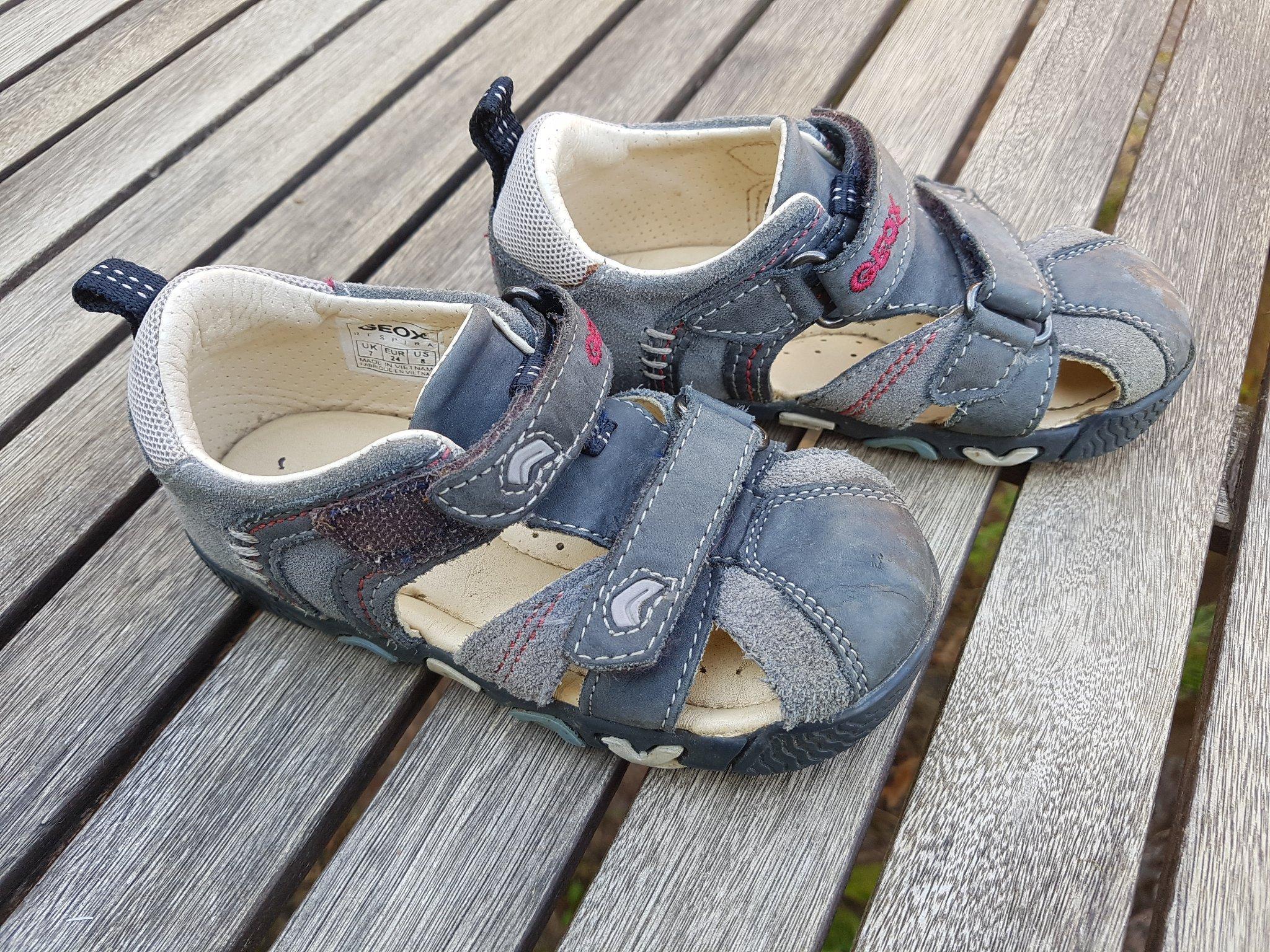 Sandaler stl 24 barnskor