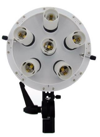 FalconEyes FLUORESCENT LIGHT, 6-STEPS CONTROL