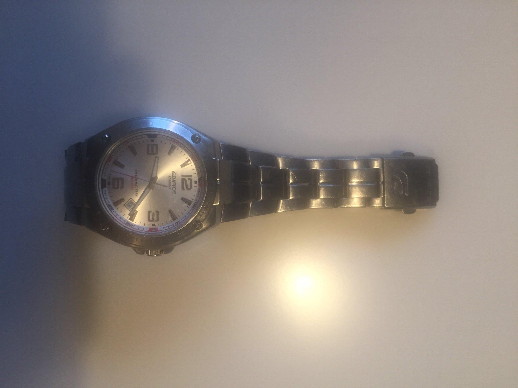 53d3cce47565 Casio Edifice (352233074) ᐈ Köp på Tradera