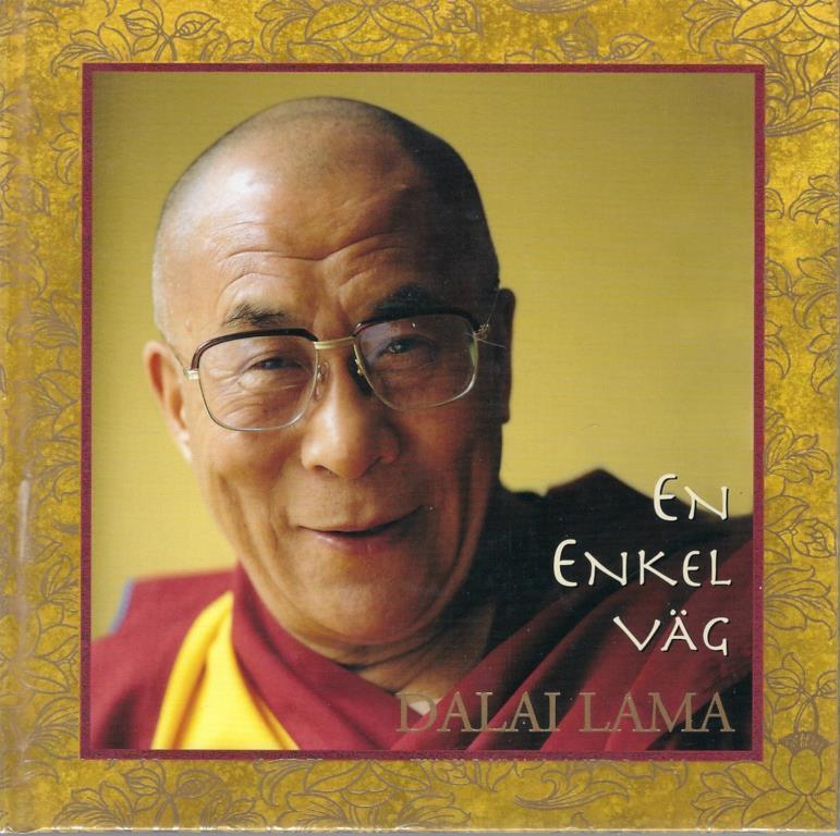Bildresultat för bok dalai lama en enkel väg