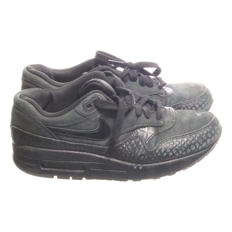 buy online 608ad 5da51 Nike air max, Sneakers, Strl  39, Svart, Skinn
