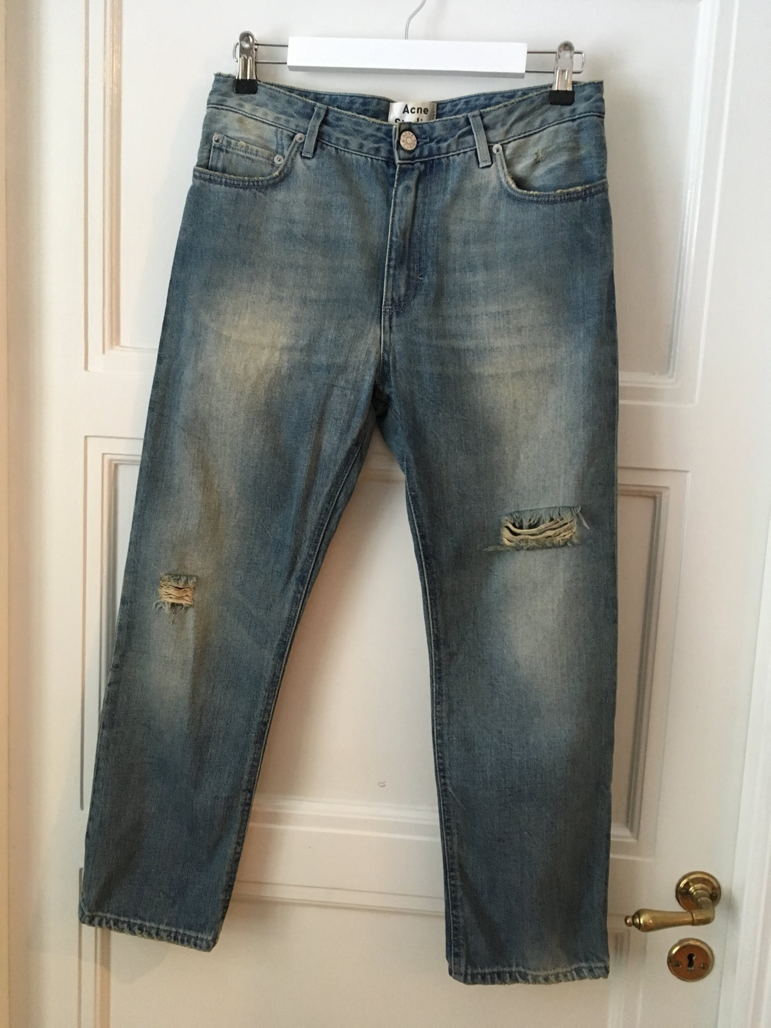 Acne Studios Jeans Pop Trash strl 34