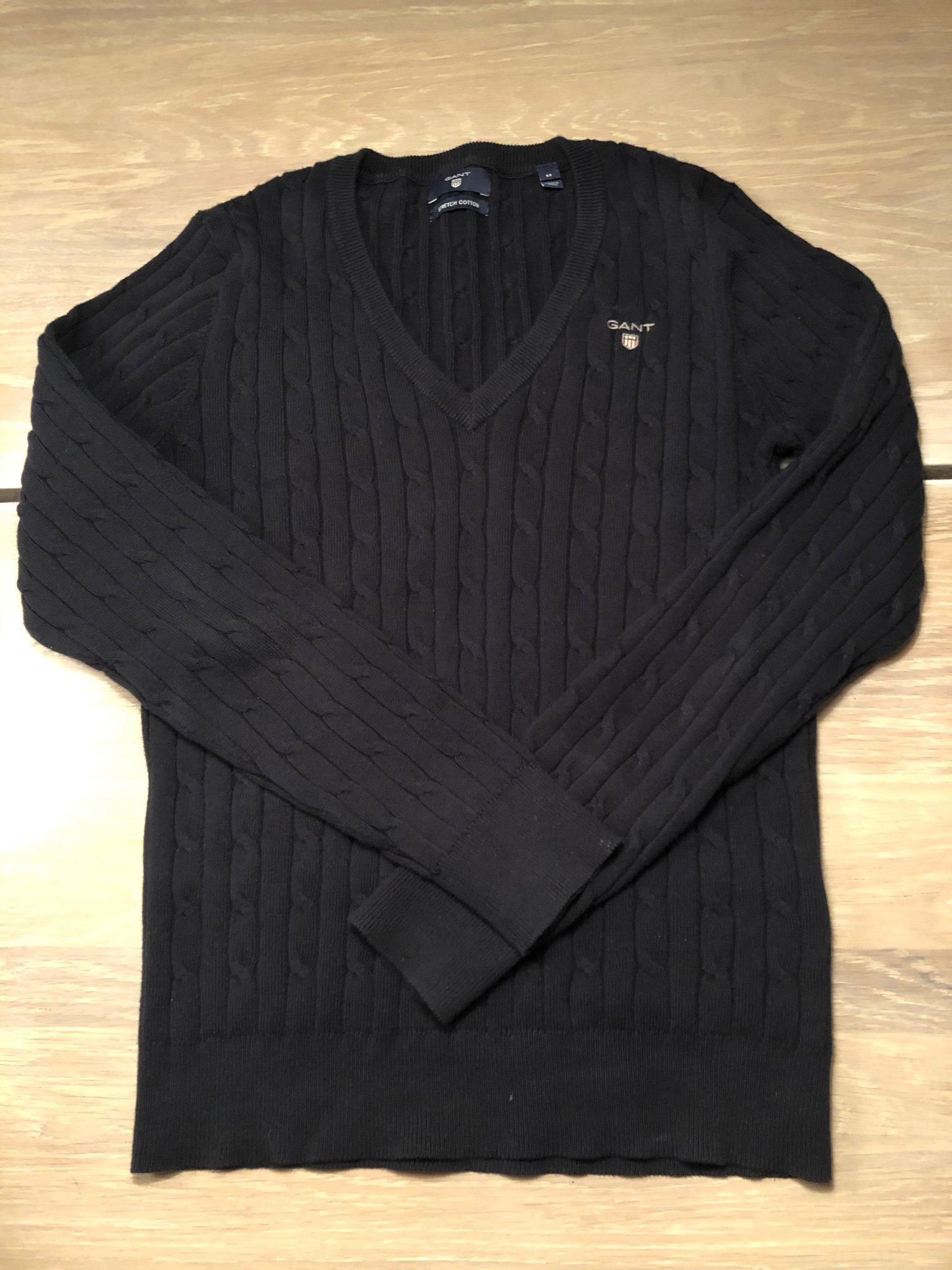 mest populär webbplats för rabatt topp design Gant kabelstickad tröja nyskick (384725485) ᐈ Köp på Tradera
