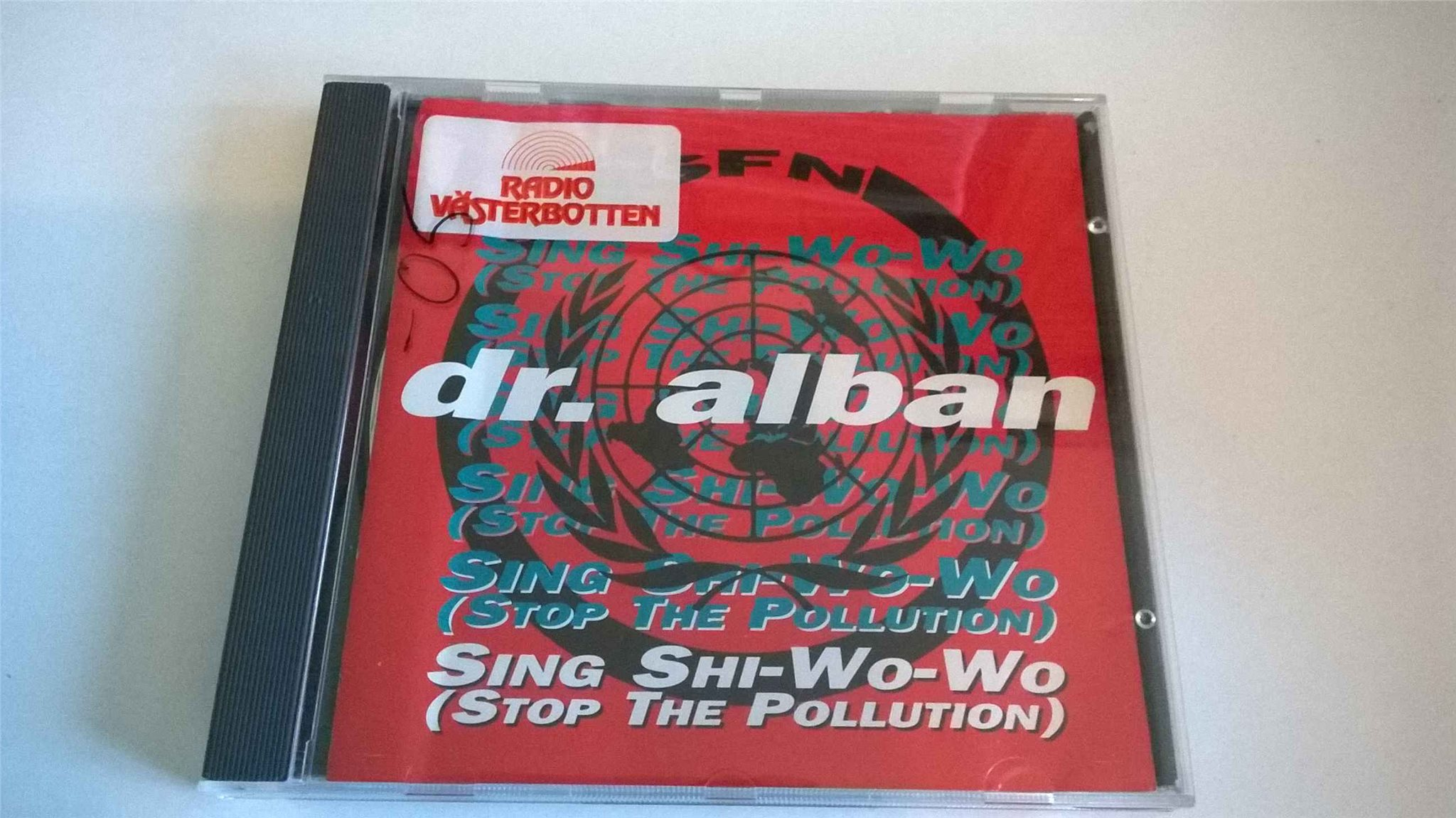 Dr. Alban ?- Sing Shi-Wo-Wo (Stop The Pollution) , CD