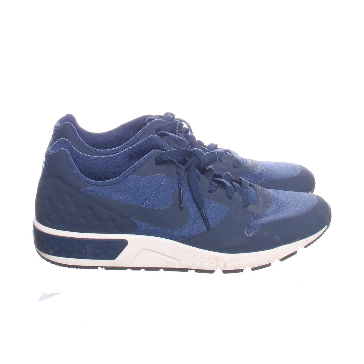 new products 50ed3 098d9 Nike, Sneakers, Strl  42,5, Nightgazer LW, Blå Svart