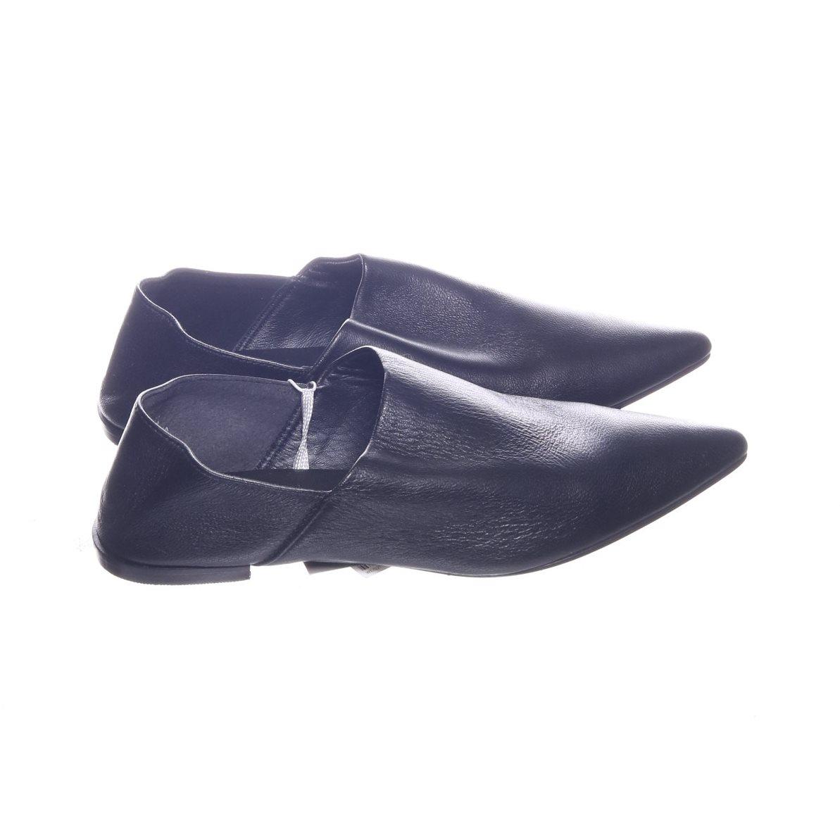 1ad48277d70 H&M, Loafers, Strl: 37, Svart, Skinn (344070872) ᐈ Sellpy på Tradera