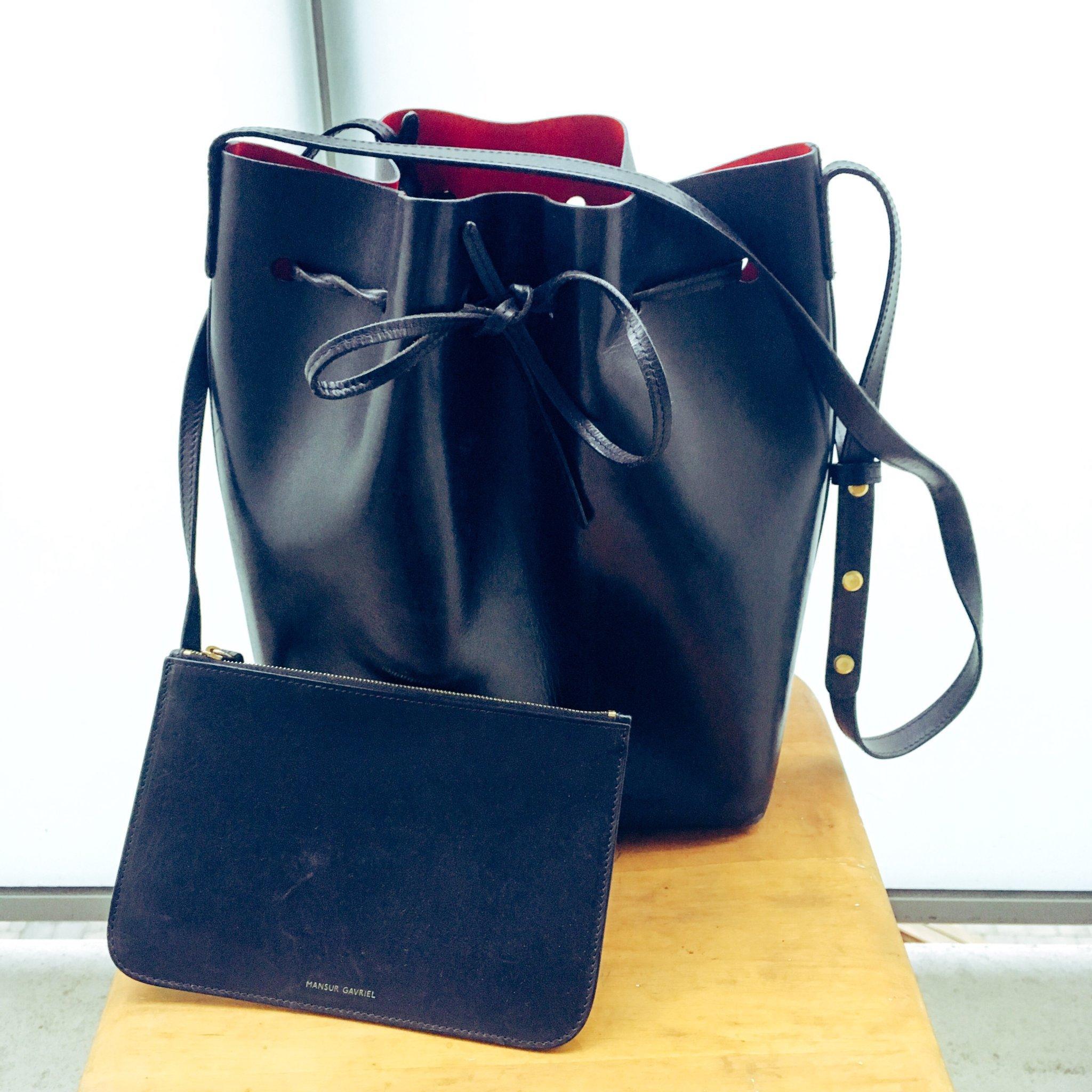 Mansur Gavriel Bucket Bag 356170111 ᐈ Köp På Tradera